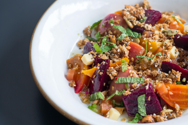 Loring Place beet salad
