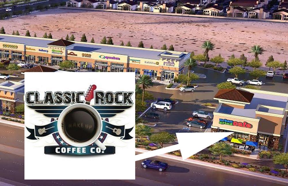 Classic Rock Coffee rendering