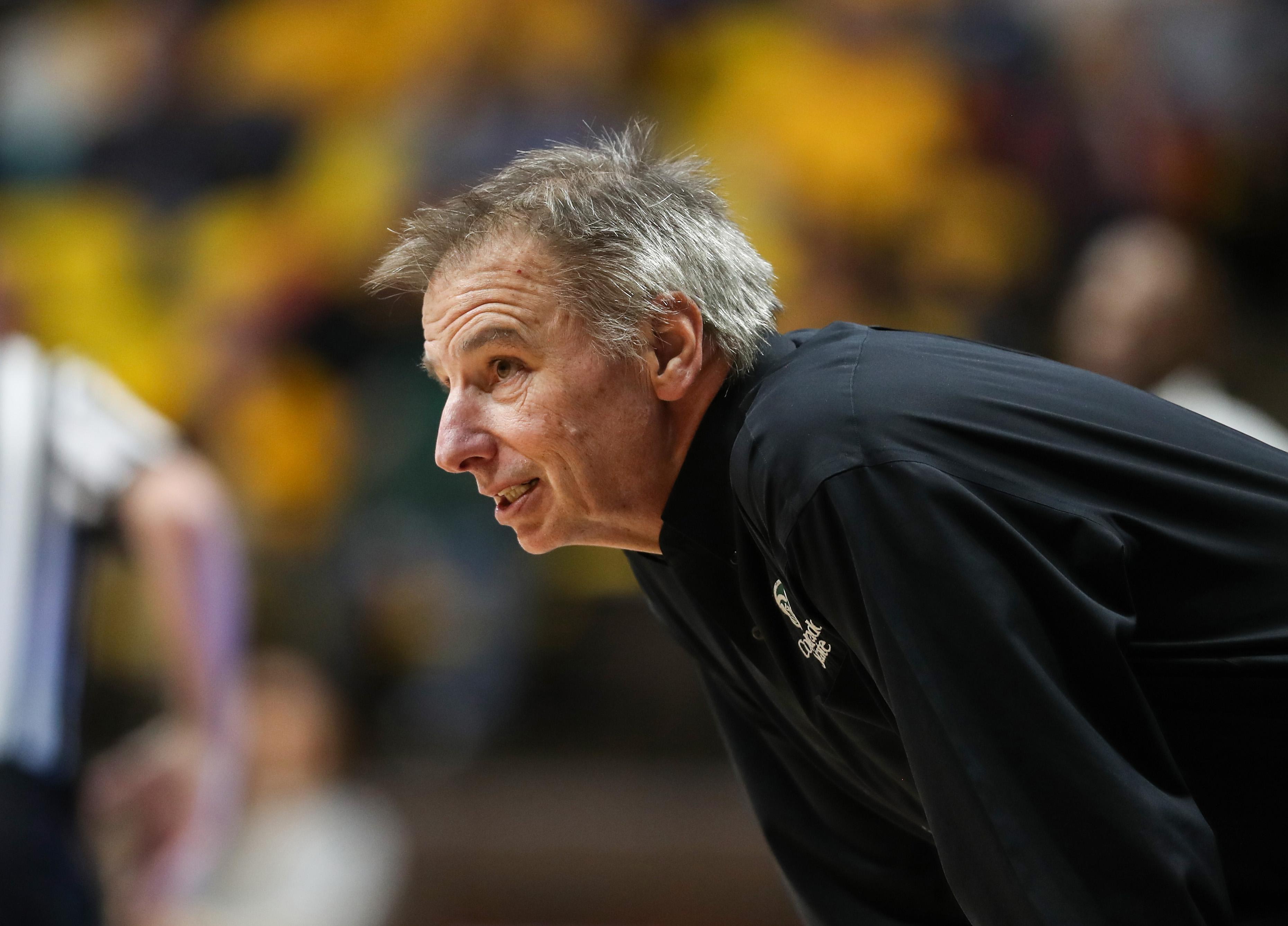 NCAA Basketball: Colorado State at Wyoming