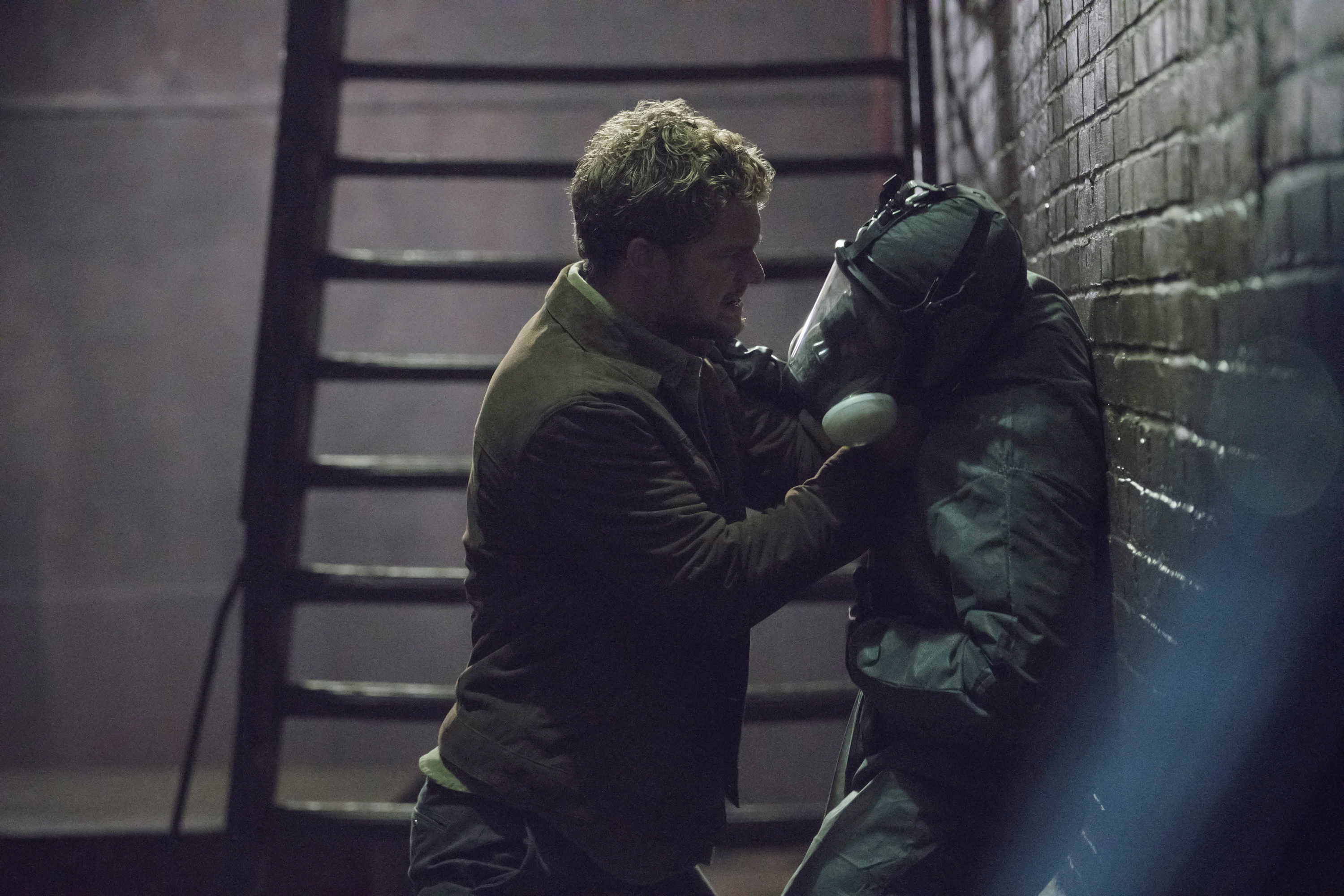 The Defenders trailer affirms that Marvel's heroes also think Iron Fist is kind of lame
