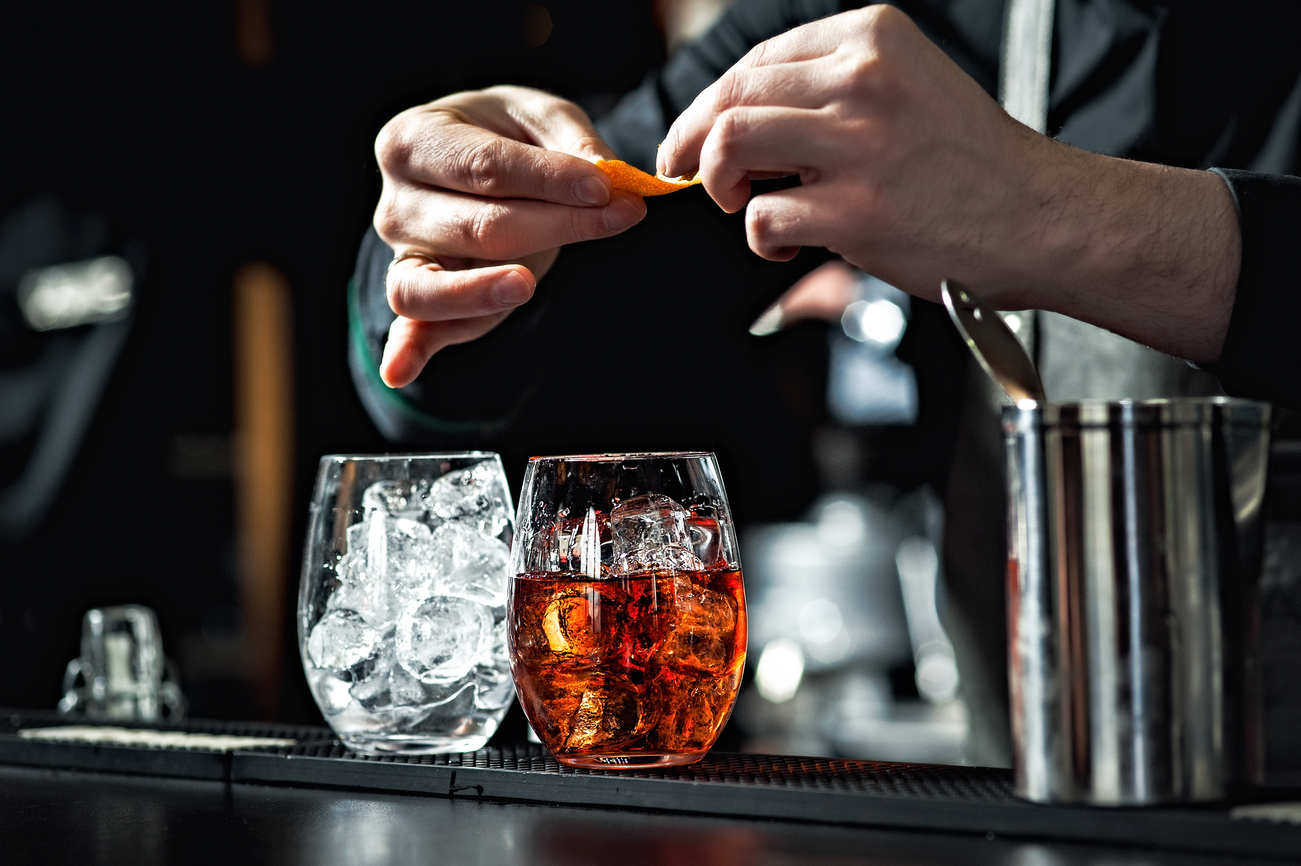 Beyond the Minibar: Why Booze Companies Are Opening Hotels
