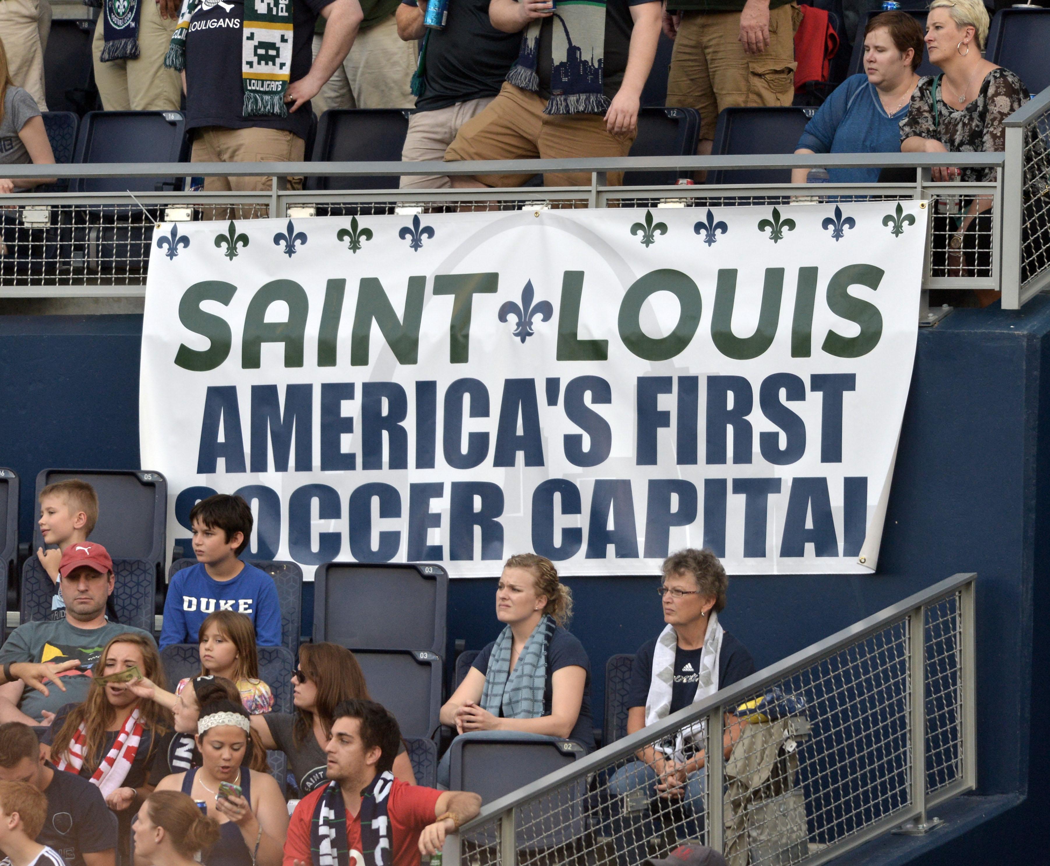 MLS: U.S. Open Cup-Saint Louis at Sporting Kansas City