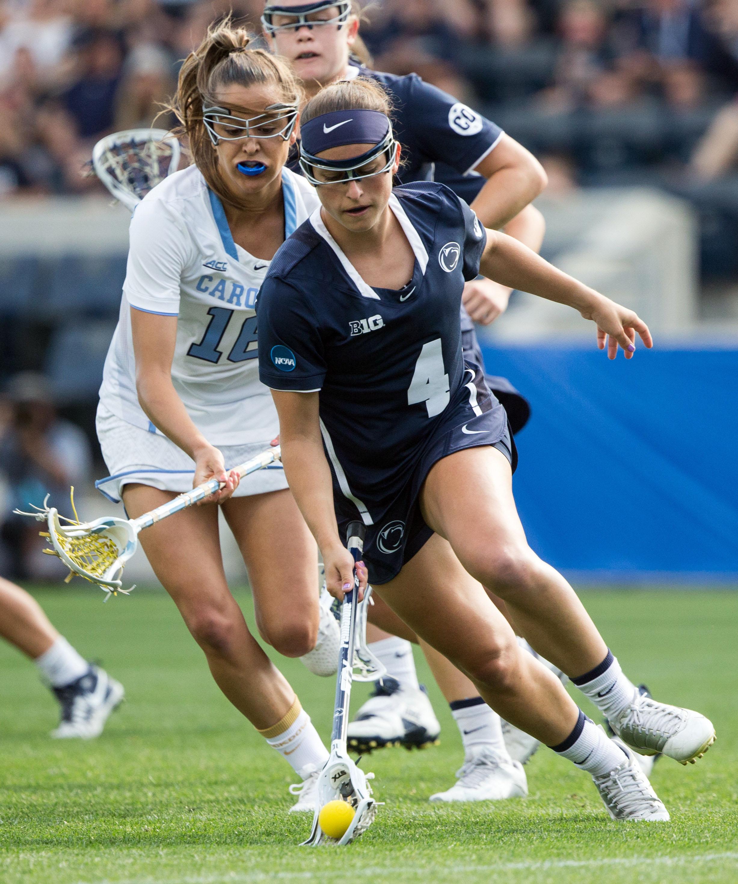 NCAA Lacrosse: Women's Semi Final-North Carolina vs Penn State