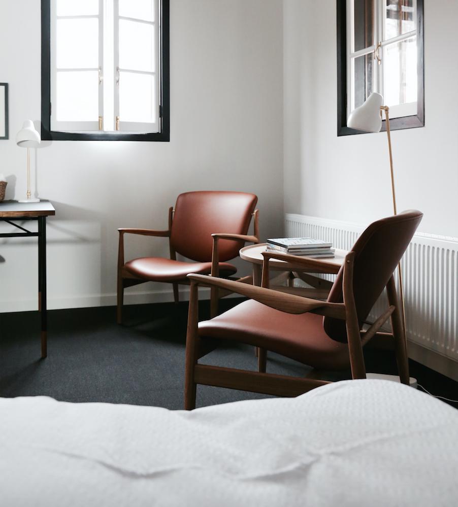 Finn Juhl furniture takes up residence in Japanese hotel