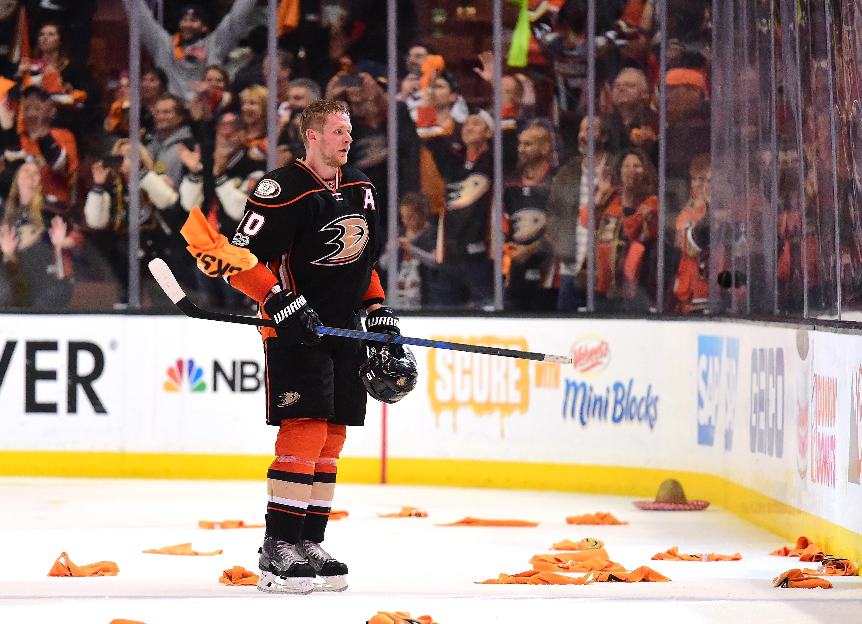 Edmonton Oilers v Anaheim Ducks - Game Five