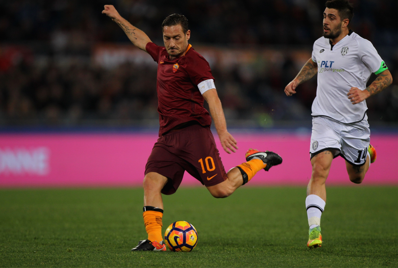 AS Roma v AC Cesena - TIM Cup