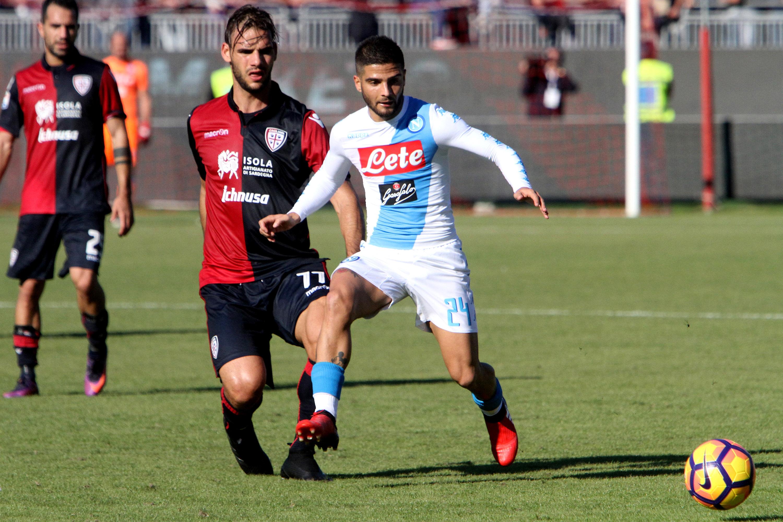 Cagliari Calcio v SSC Napoli - Serie A