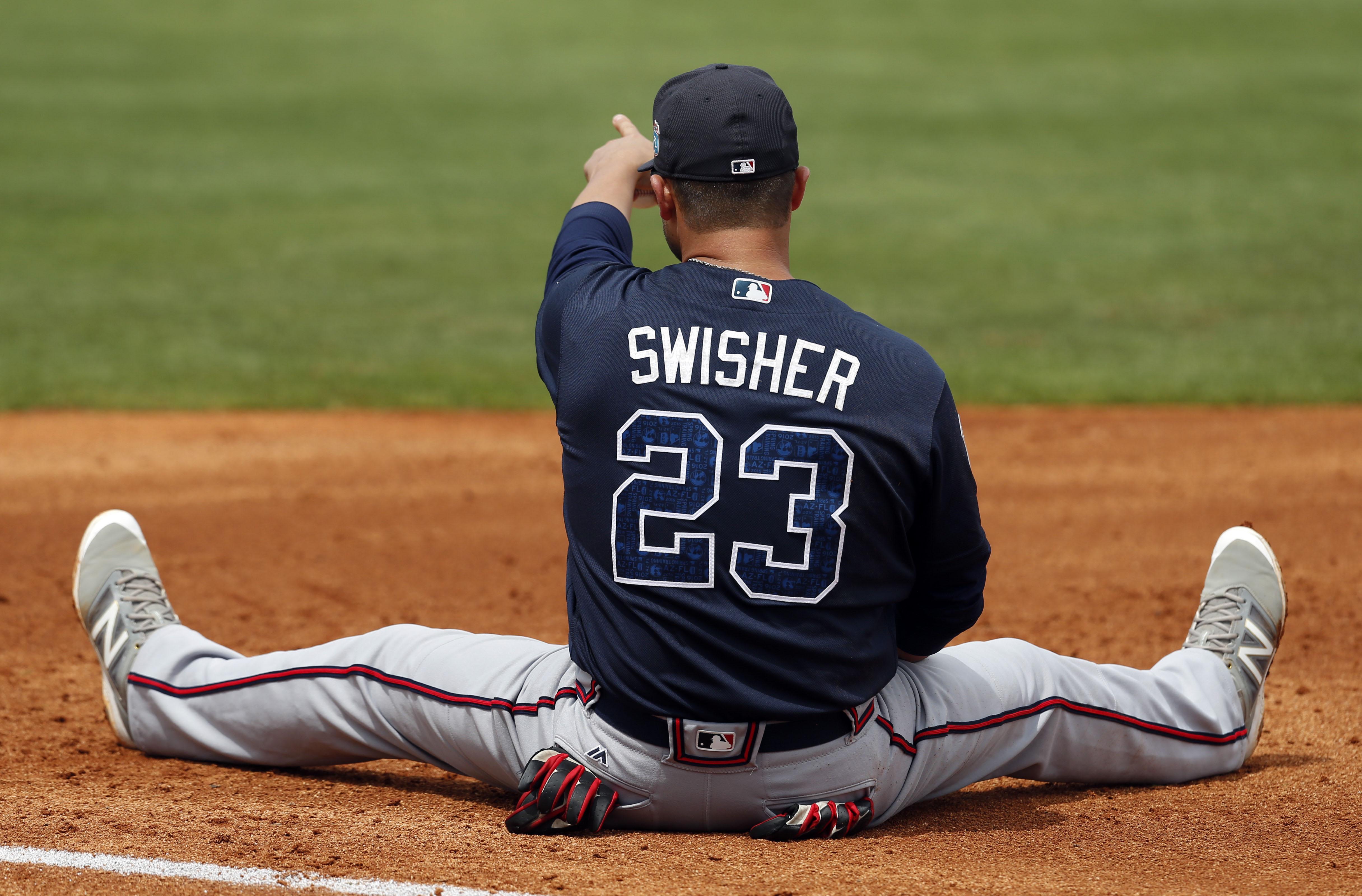 MLB: Spring Training-Atlanta Braves at Pittsburgh Pirates