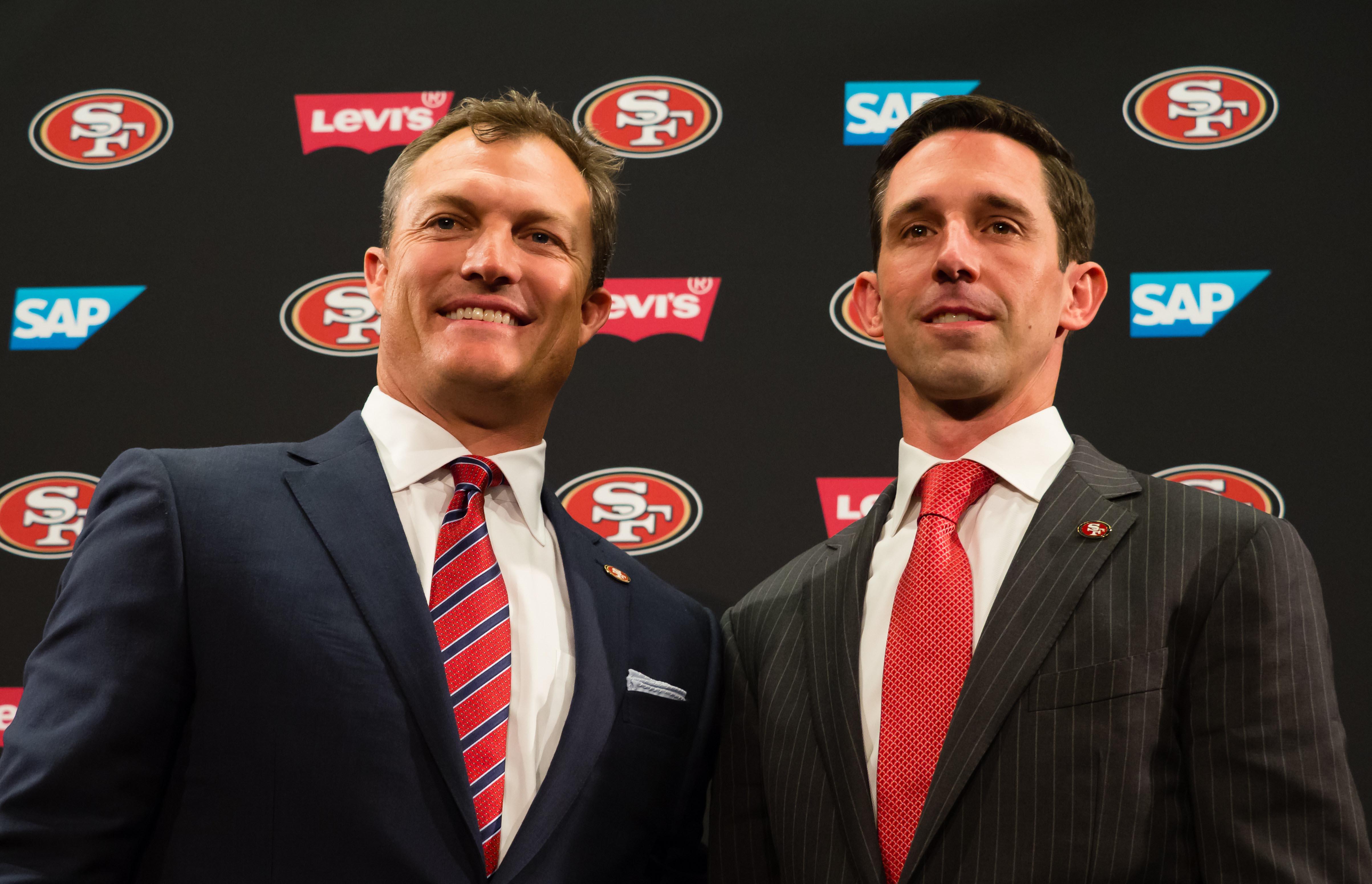 NFL: San Francisco 49ers-Press Conference
