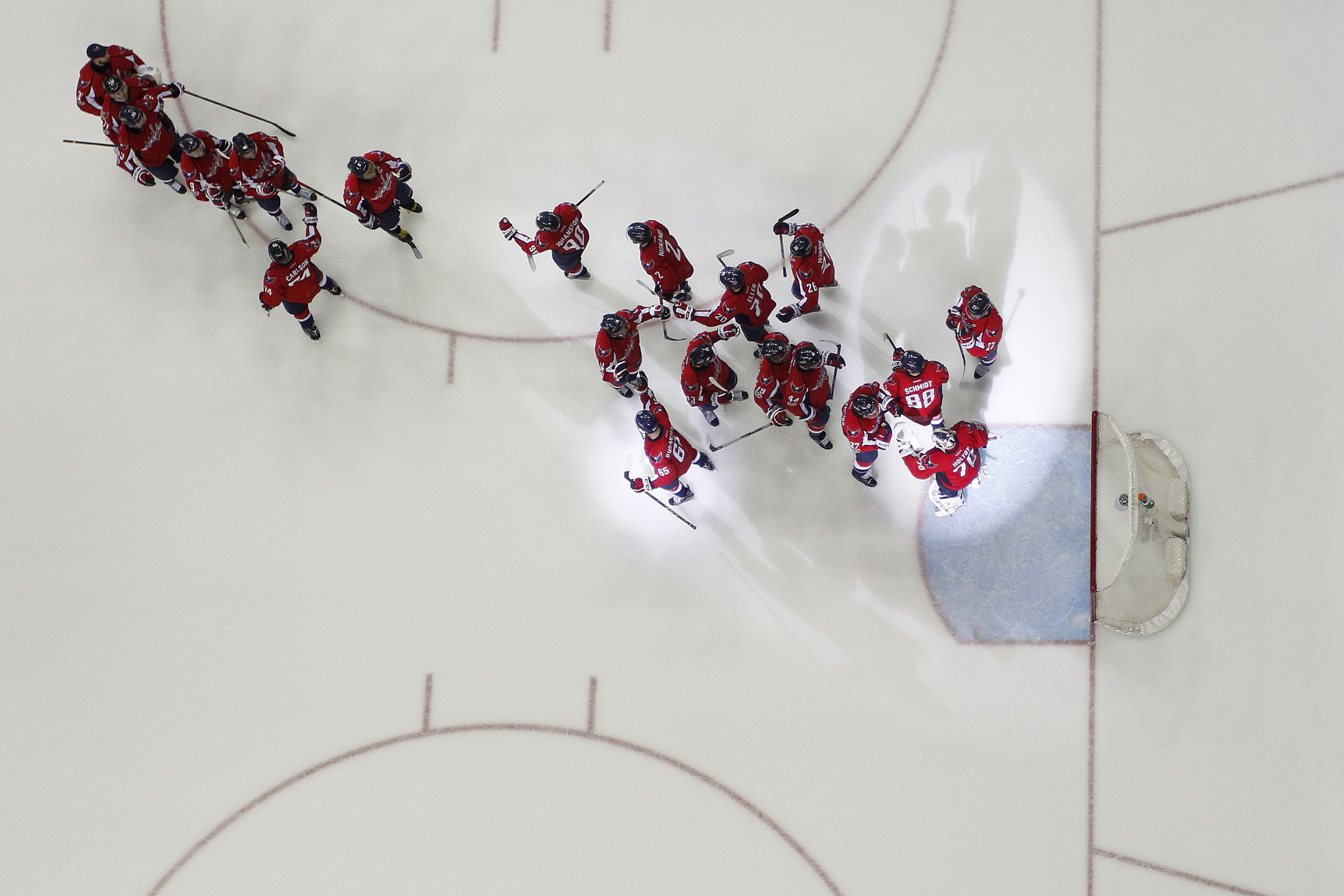 NHL: Stanley Cup Playoffs-Pittsburgh Penguins at Washington Capitals