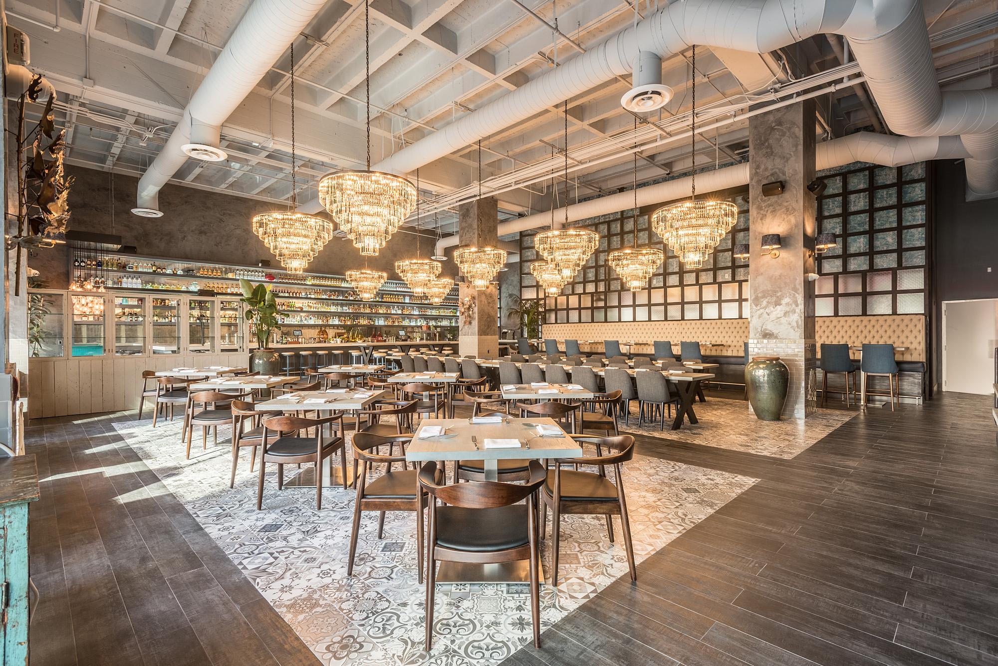 Hereu0027s The Opening Menu For Terra Cotta, Koreatownu0027s Striking New Restaurant