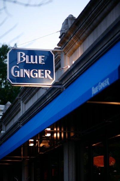 Blue Ginger in Wellesley