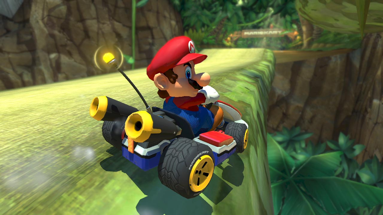 Mario Kart 8 Deluxe shortcuts