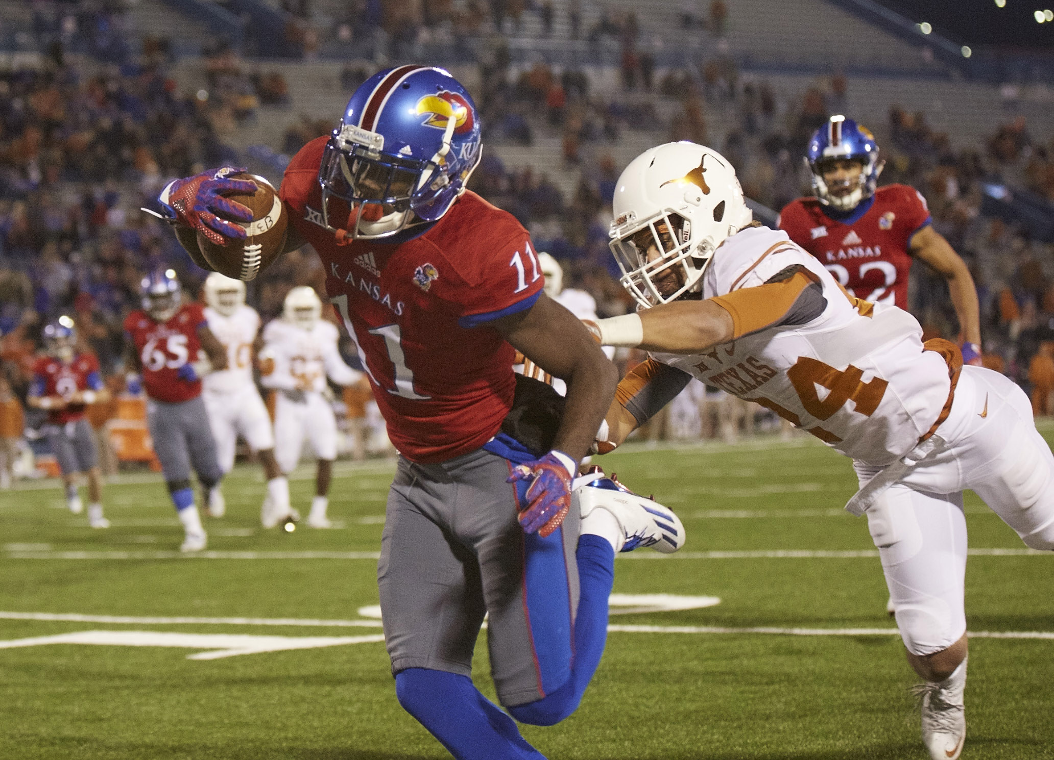 Kansas Jayhawks football has a chance to be not terrible in 2017 ... 1f5043c9b