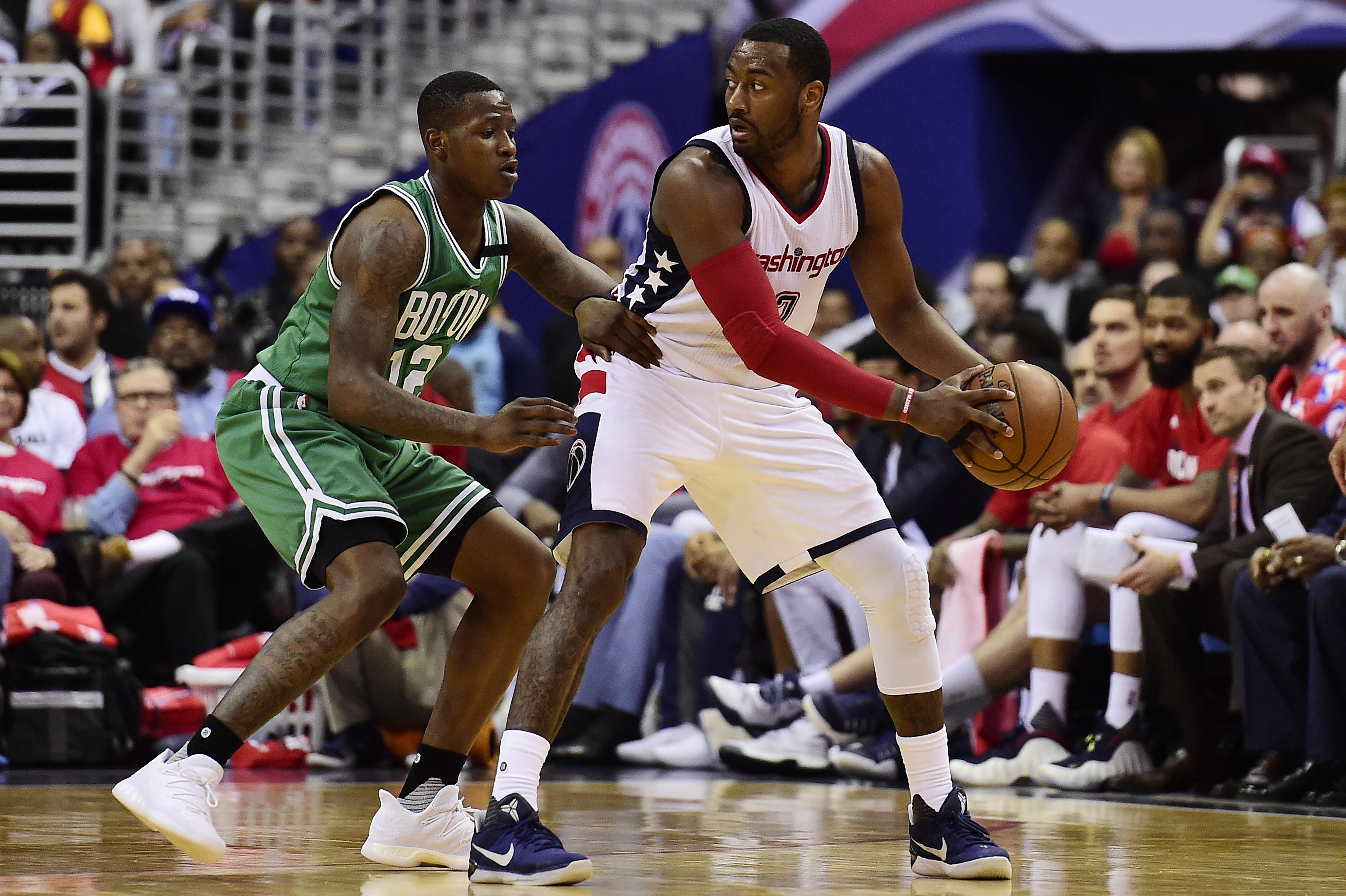 Boston Celtics v Washington Wizards - Game Four
