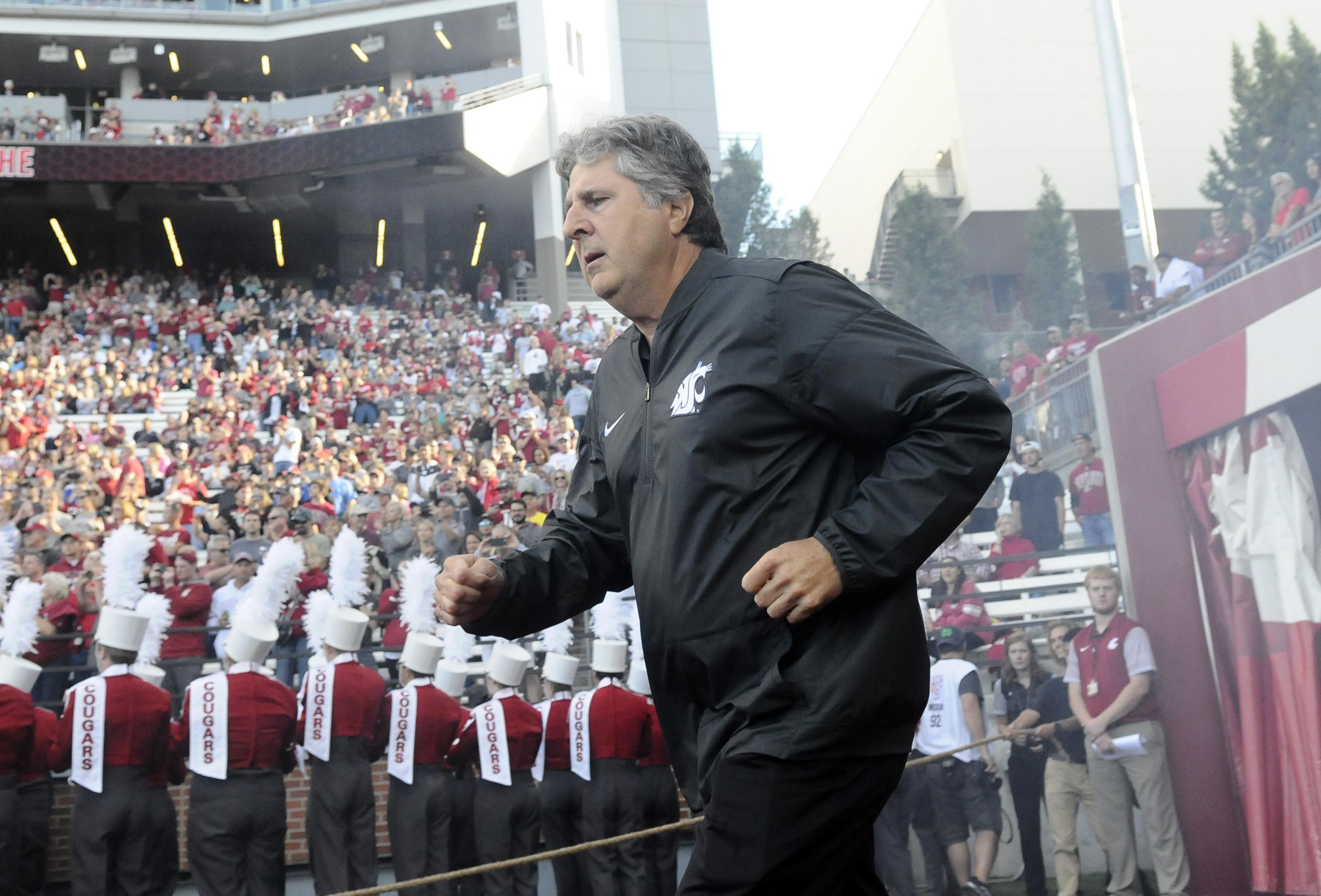 NCAA Football: Eastern Washington at Washington State