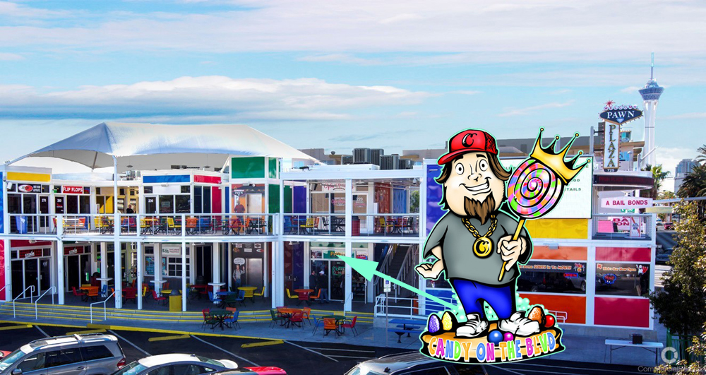 Chumlee's Candy on the Boulevard