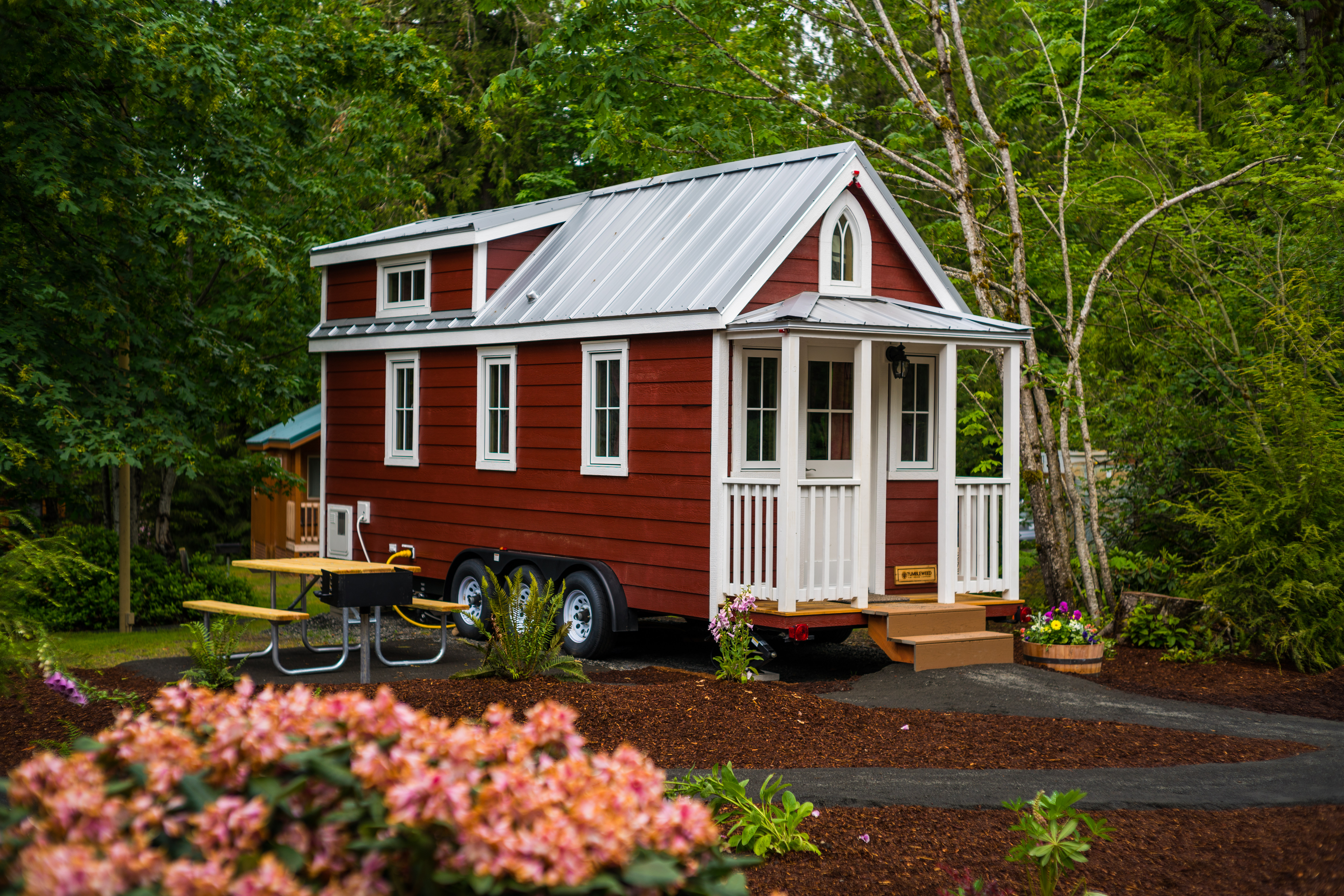 Oregon tiny house bill moves closer to reality, but not without opposition