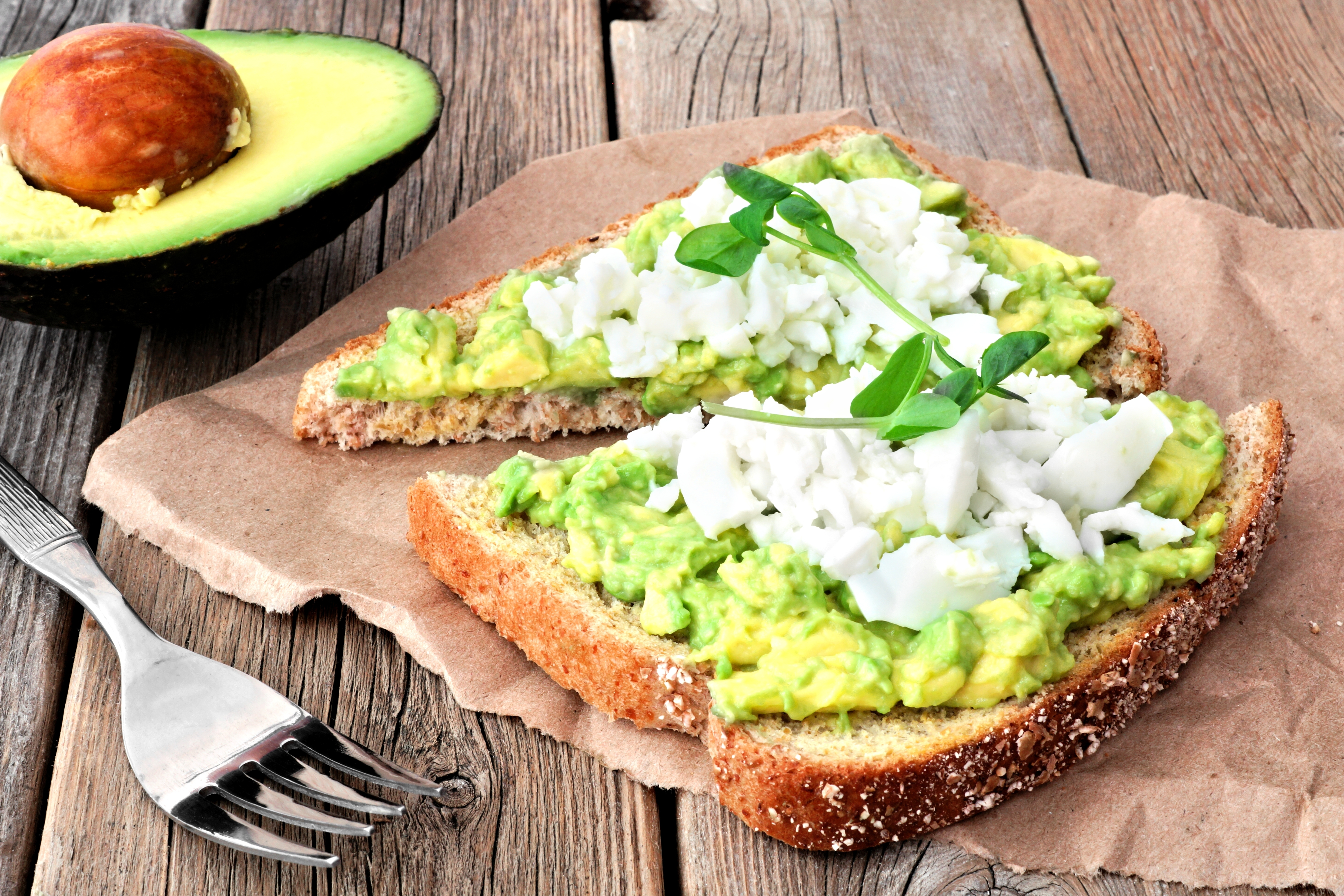 To Get Free Avocado Toast for a Whole Year, Just Buy This House