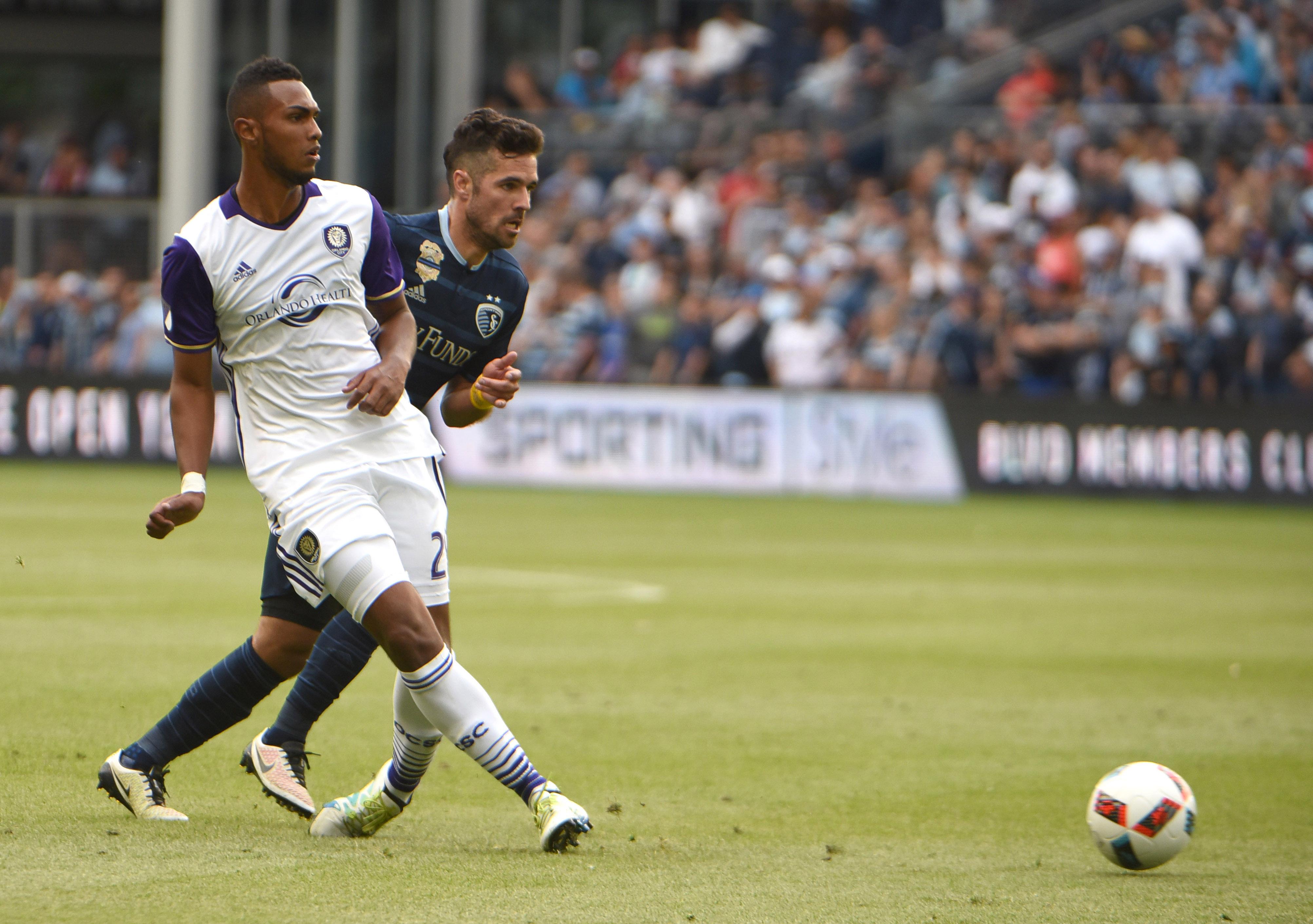 MLS: Orlando City SC at Sporting KC