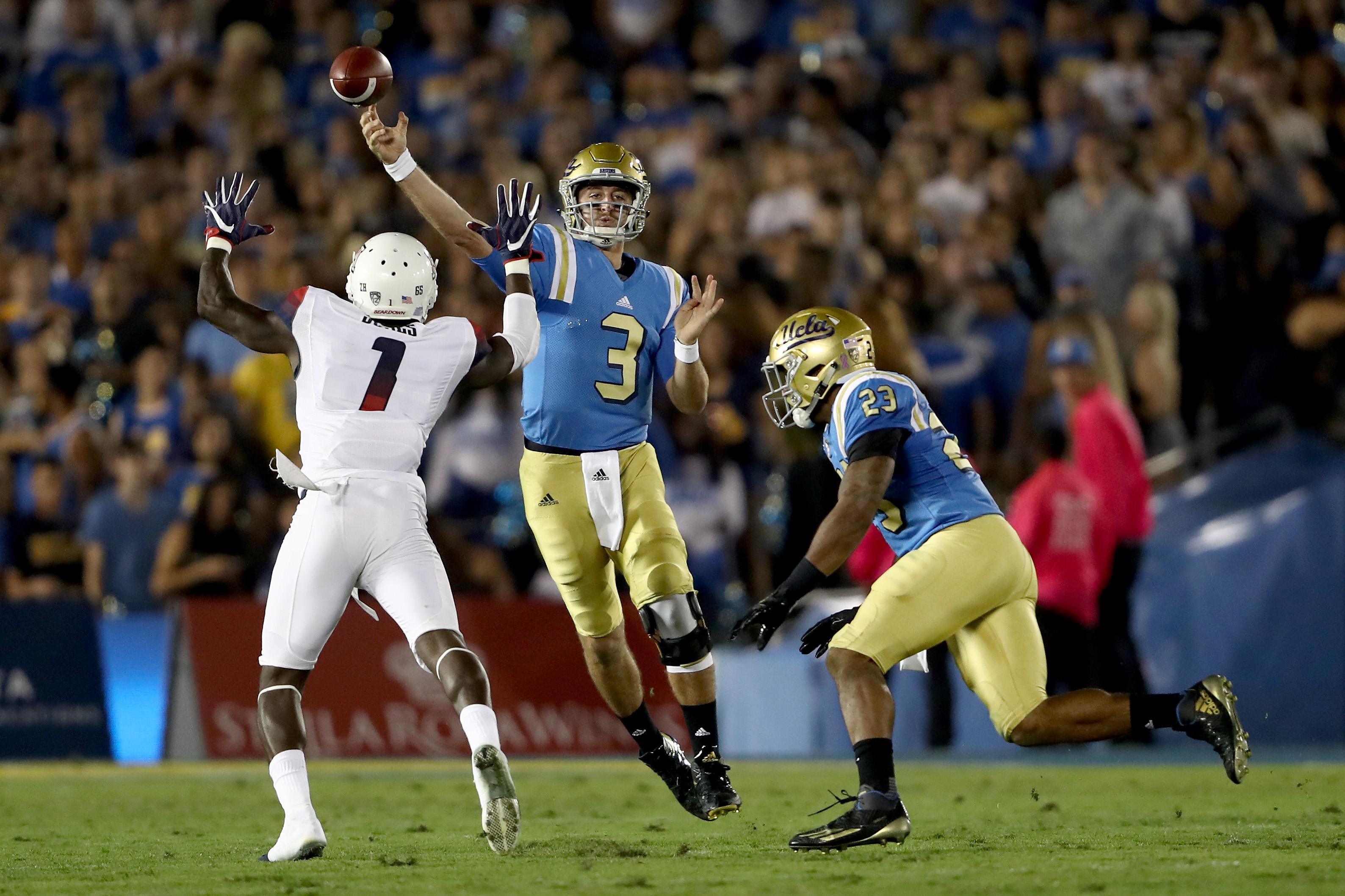 Arizona v UCLA