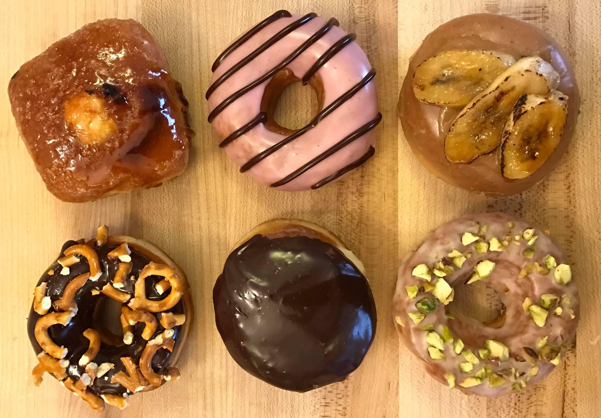 Speakeasy Donuts