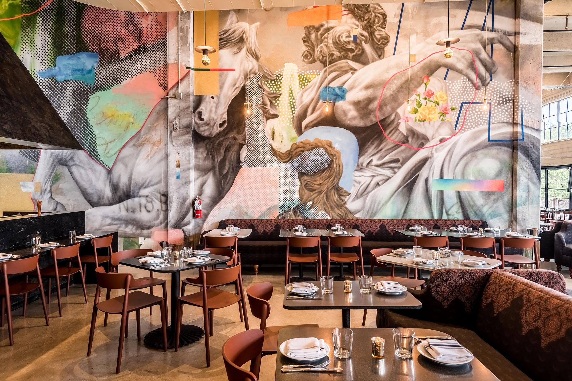 Rossoblu Brings LA's Grandest Italian Dreams to Life