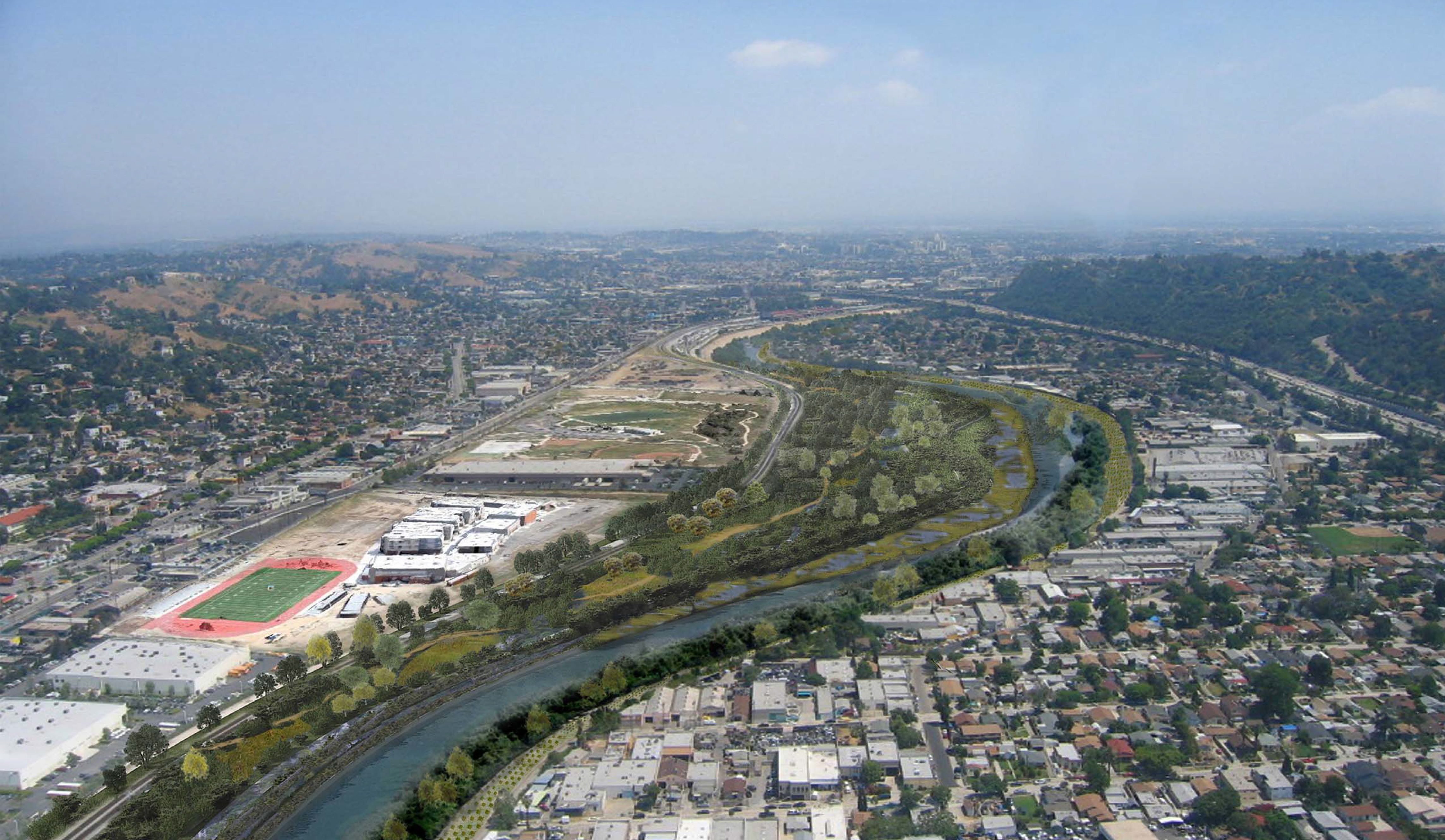 Taylor Yard: Planning is ramping up to turn 41 acres on the LA River into a big park