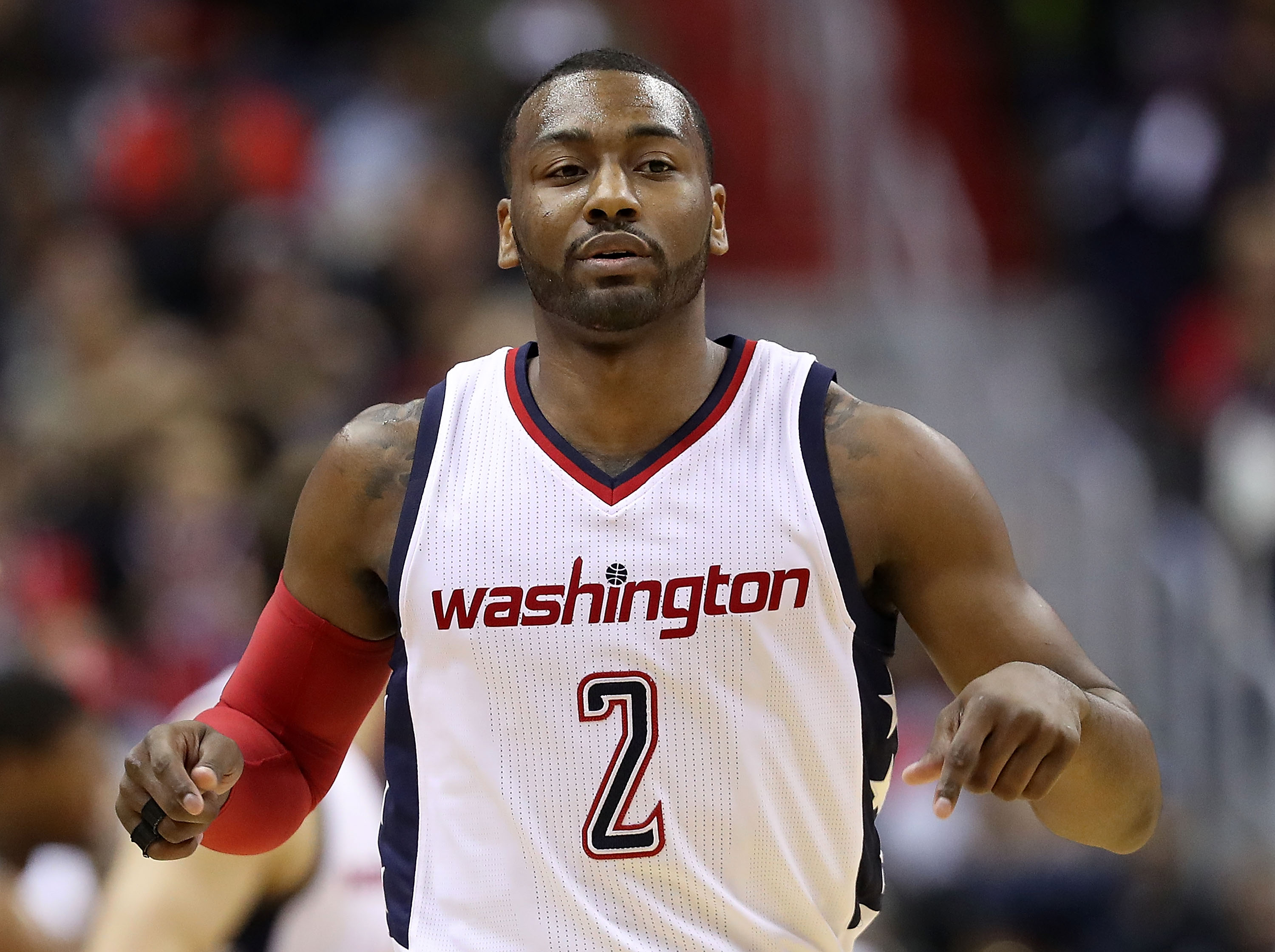 John Wall did it for the culture