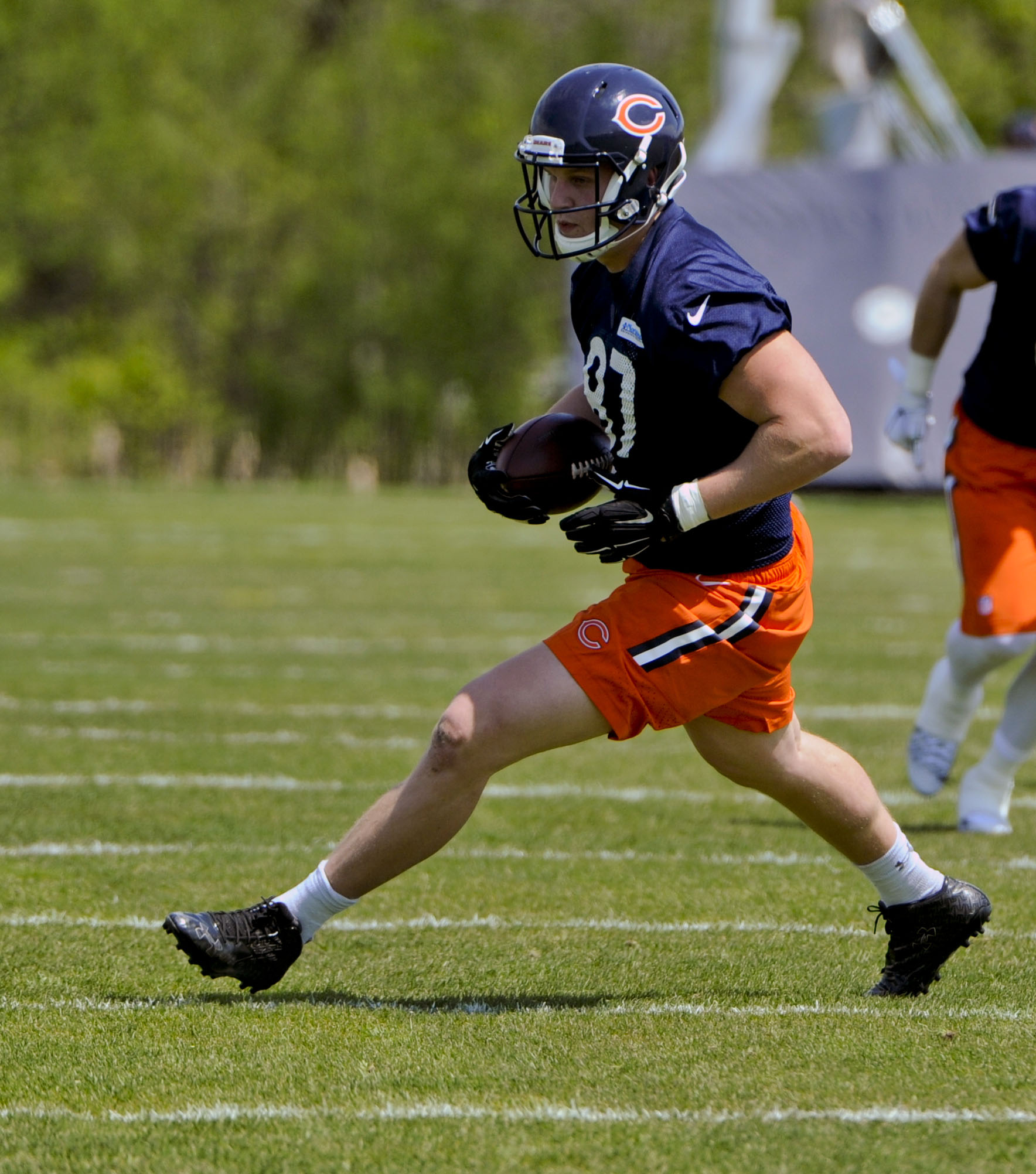 NFL: Chicago Bears-Rookie Minicamp
