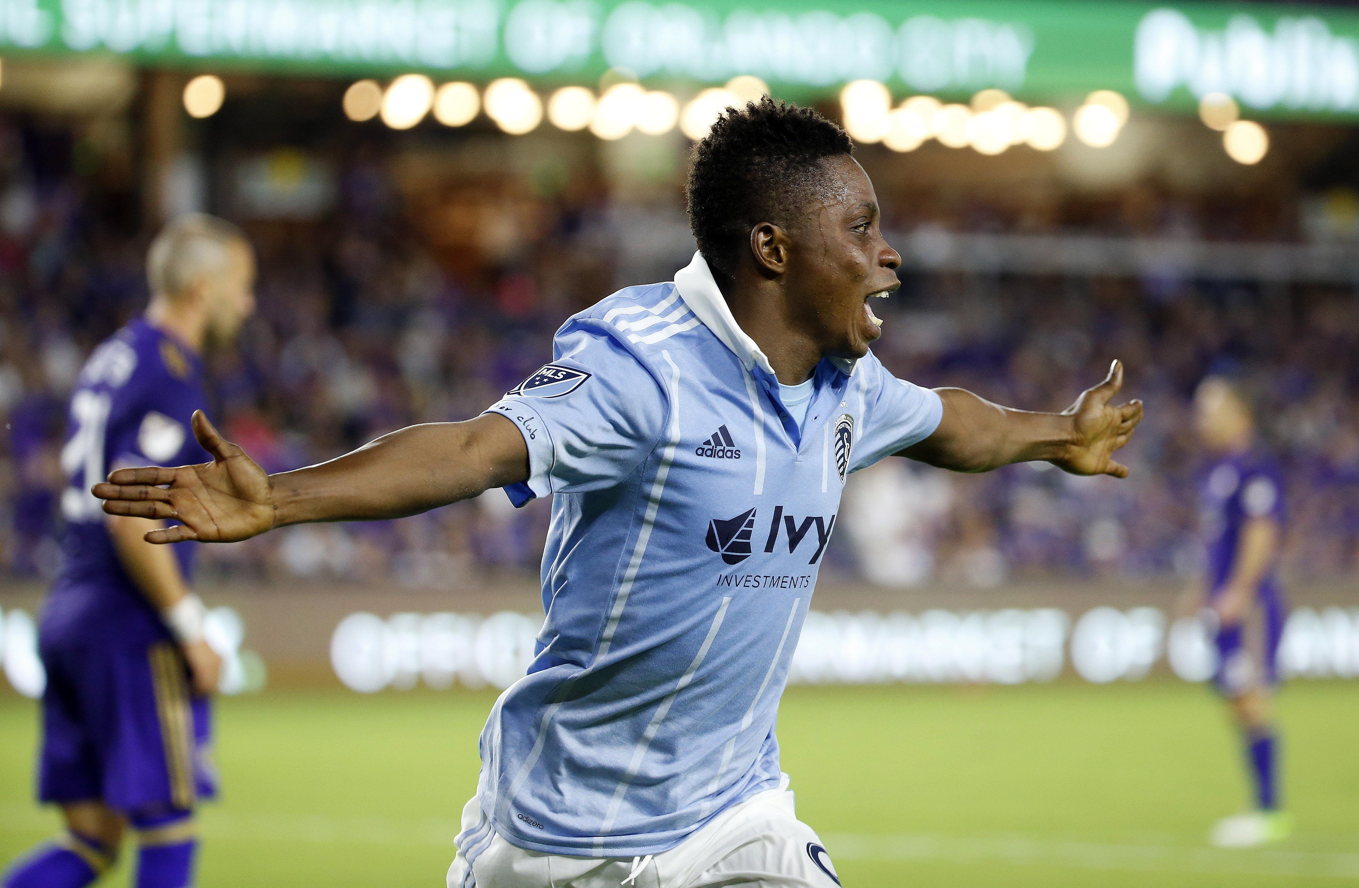 MLS: Sporting KC at Orlando City SC