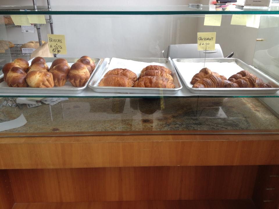 Mamadou's baked goods