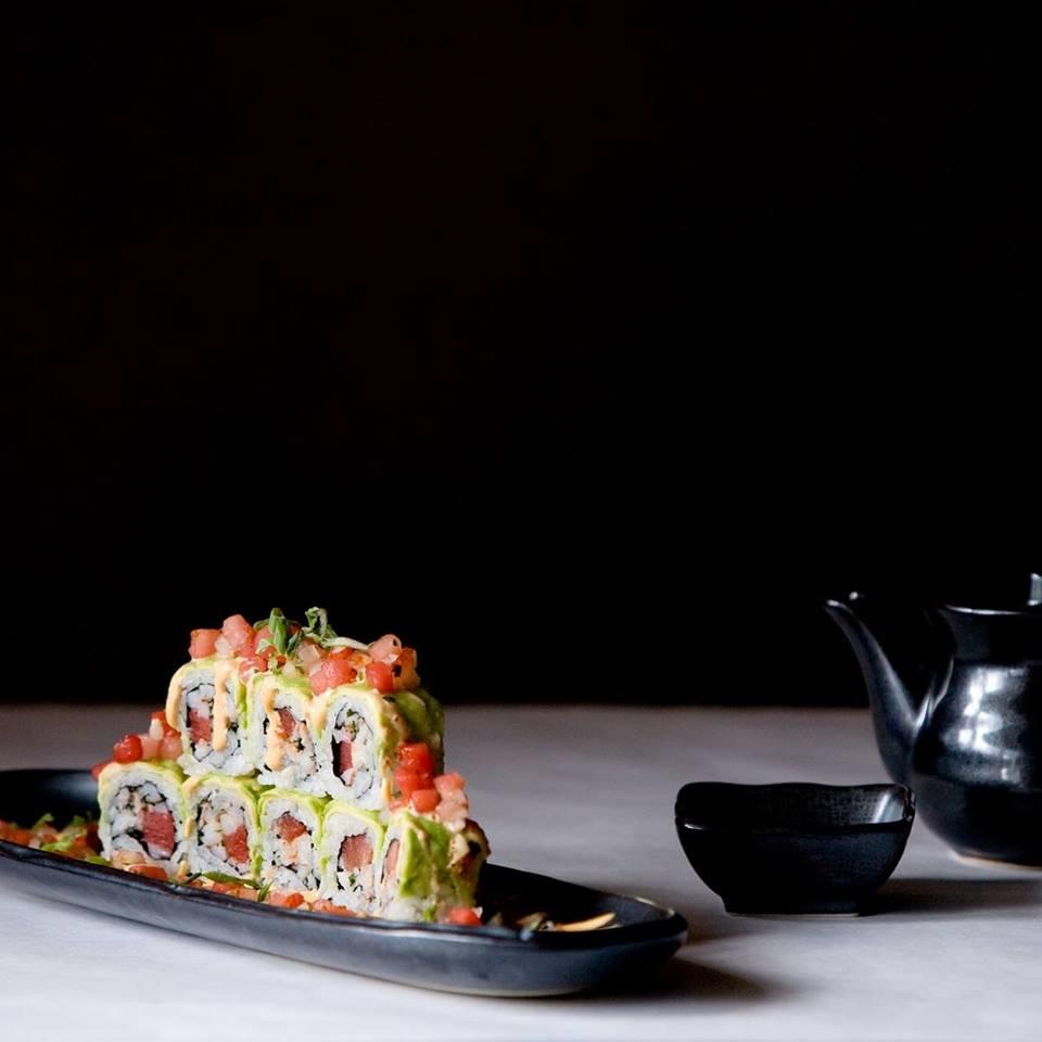 Sushi at Lola 42