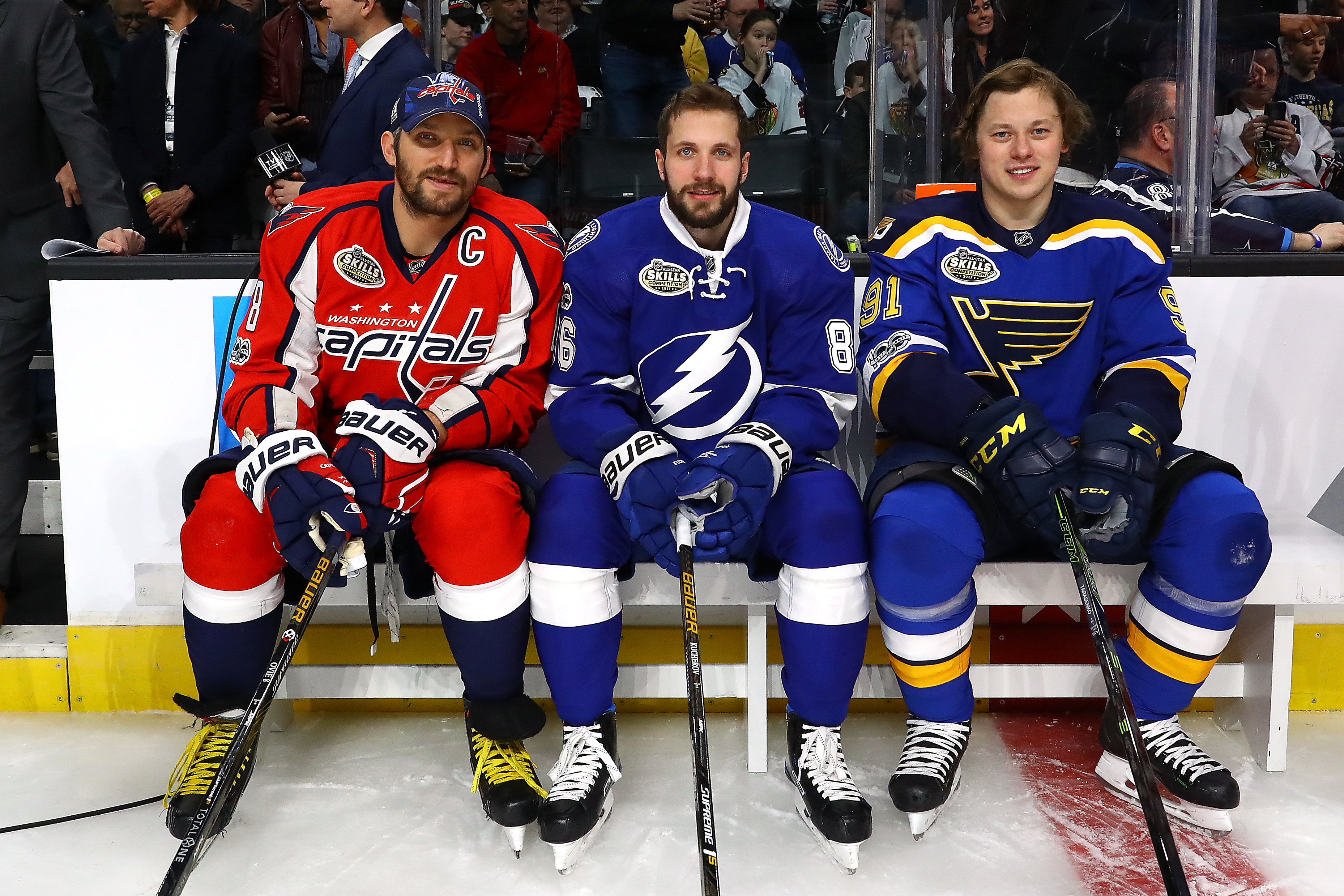 Honda NHL Four Line Challenge