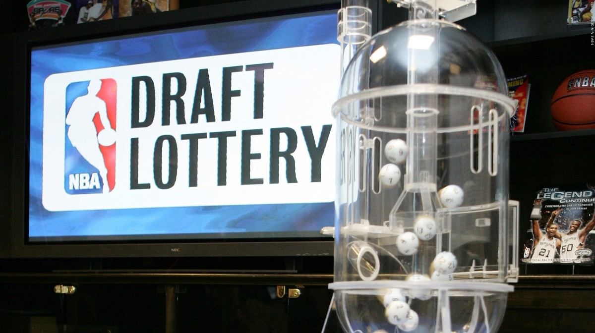 nba draft lottery - photo #1