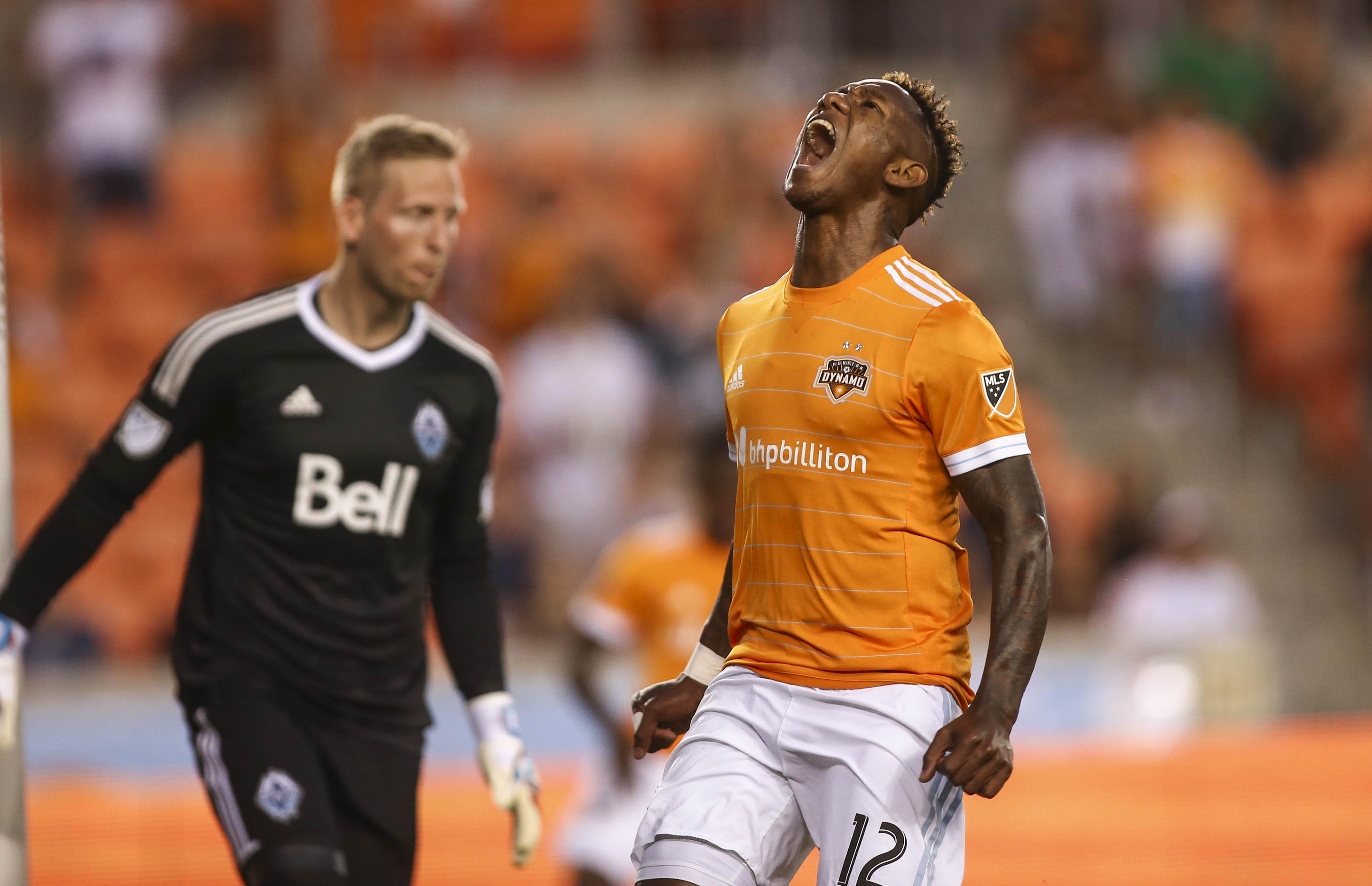 MLS: Vancouver Whitecaps FC at Houston Dynamo