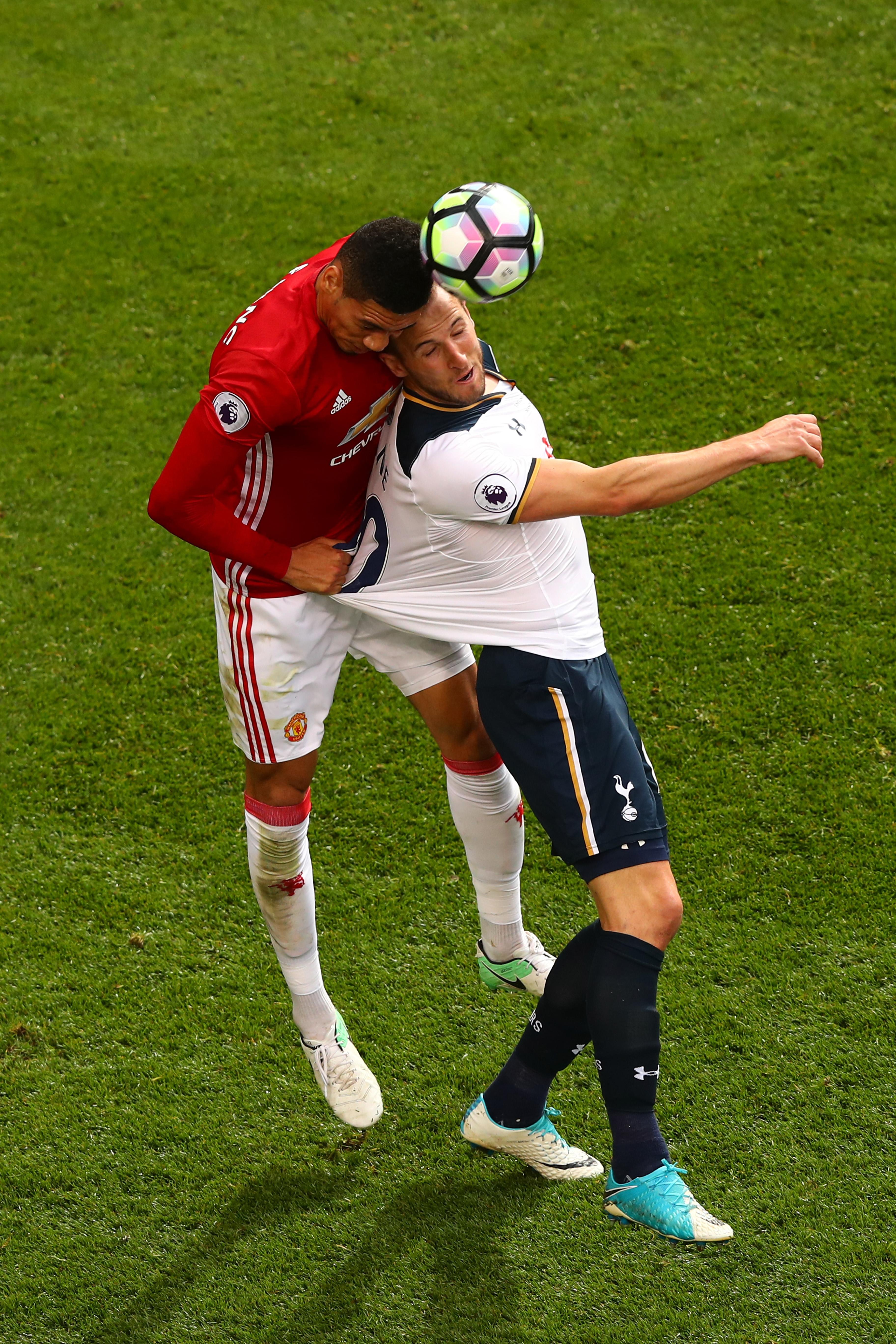 Tottenham Hotspur v Manchester United - Premier League