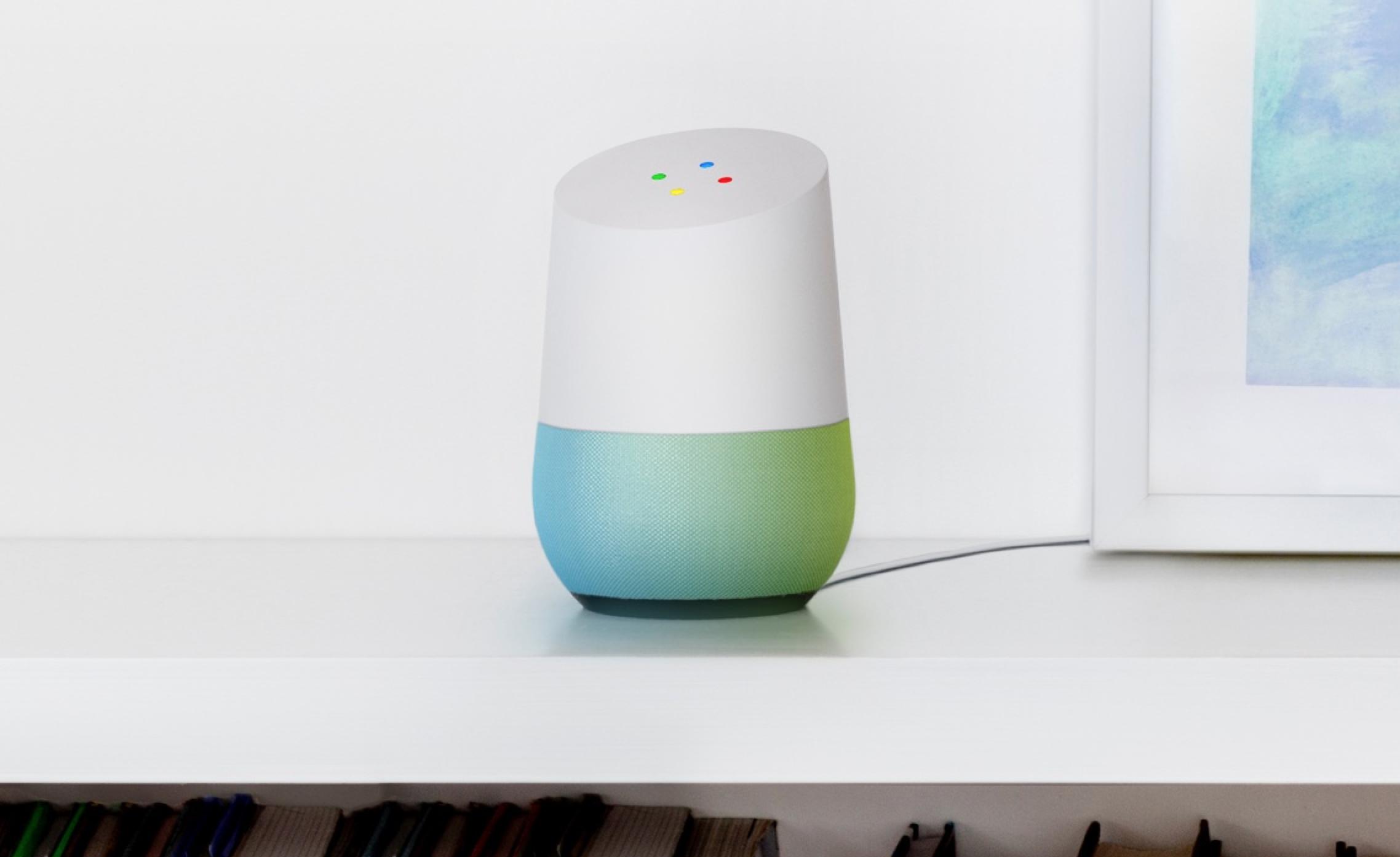 google alexa speaker