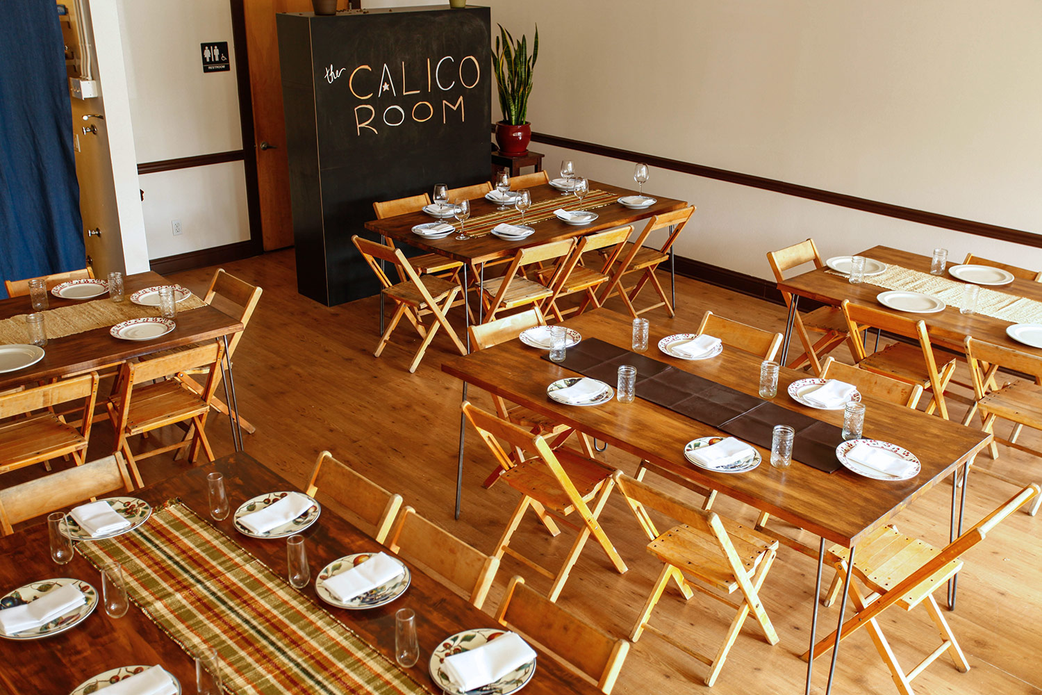 The Calico Room