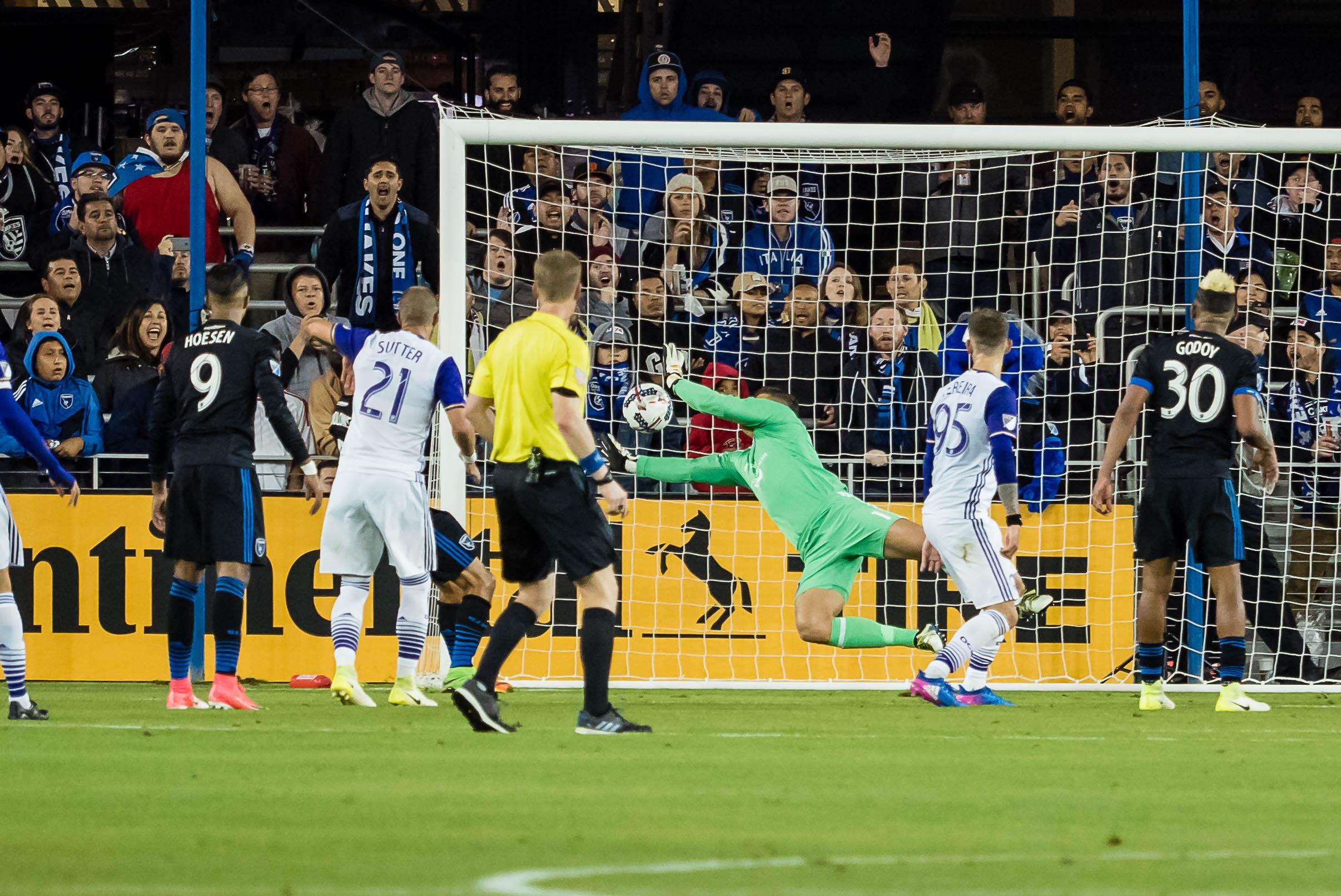 MLS: Orlando City SC at San Jose Earthquakes