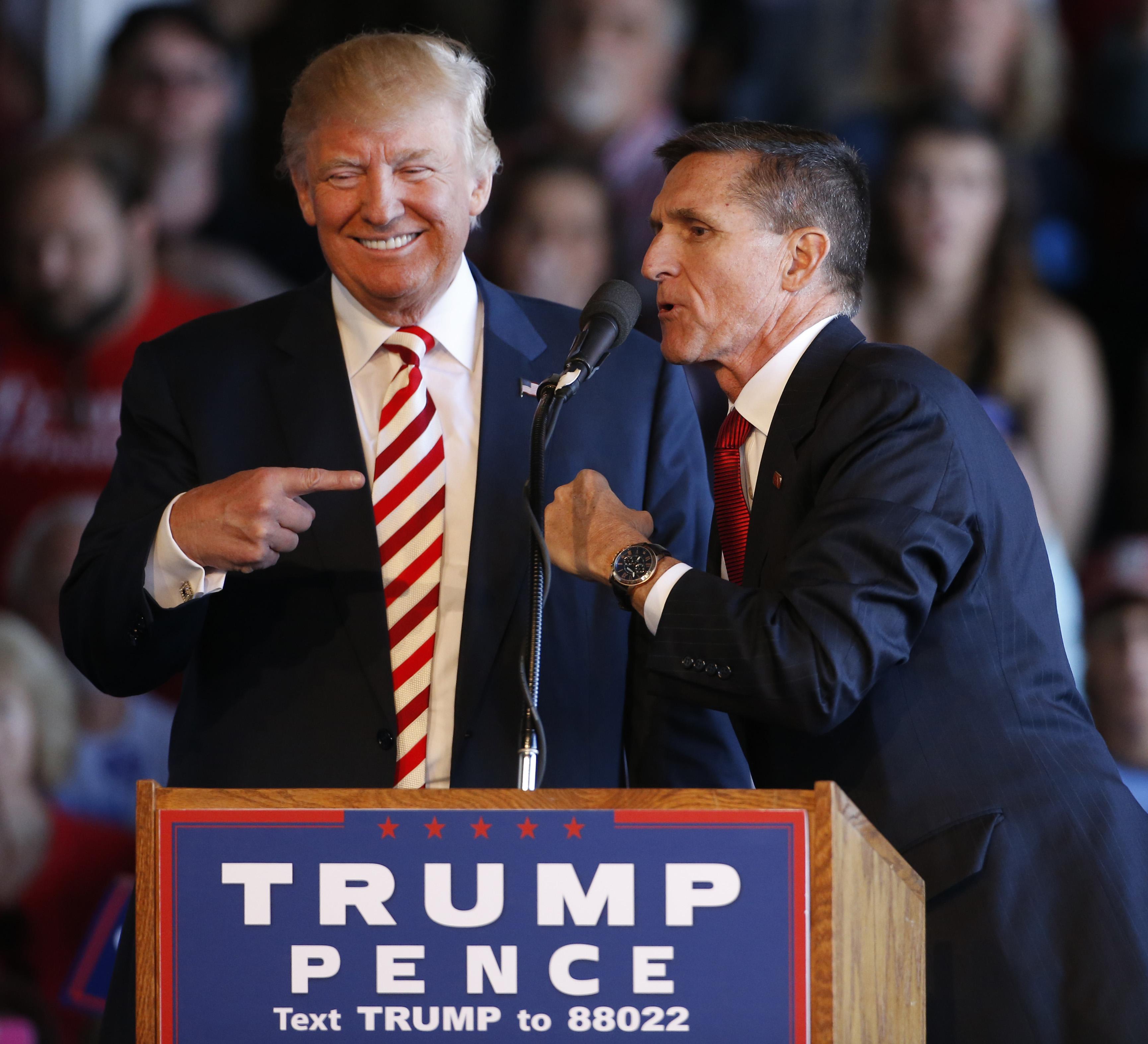 Trump's loyalty to Michael Flynn is destroying his presidency