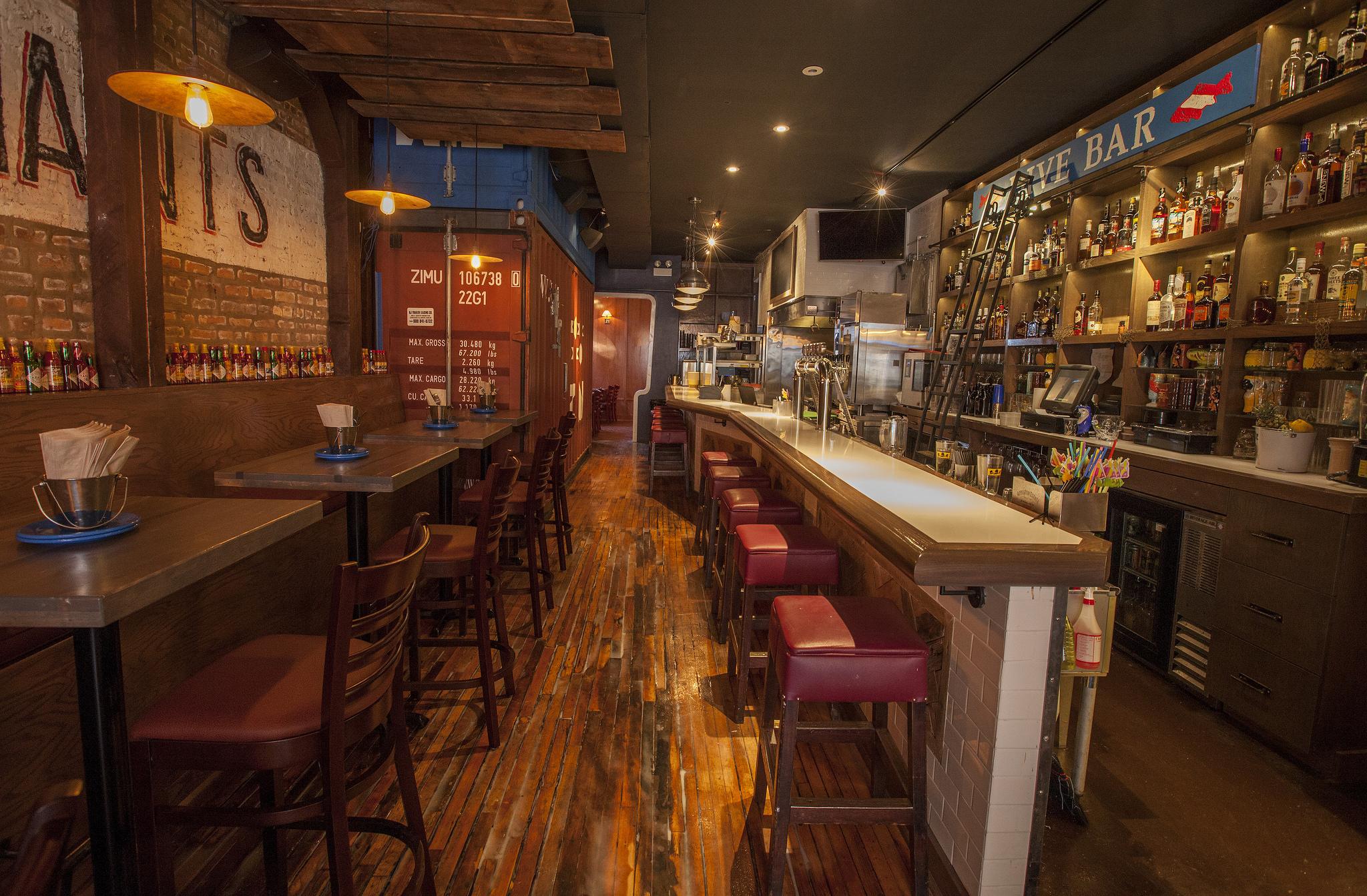 Dive Bar Eater Inside Opening