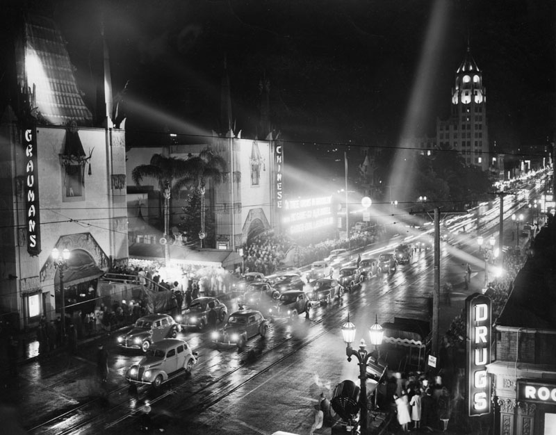 Premiere at Grauman's Chinese Theatre