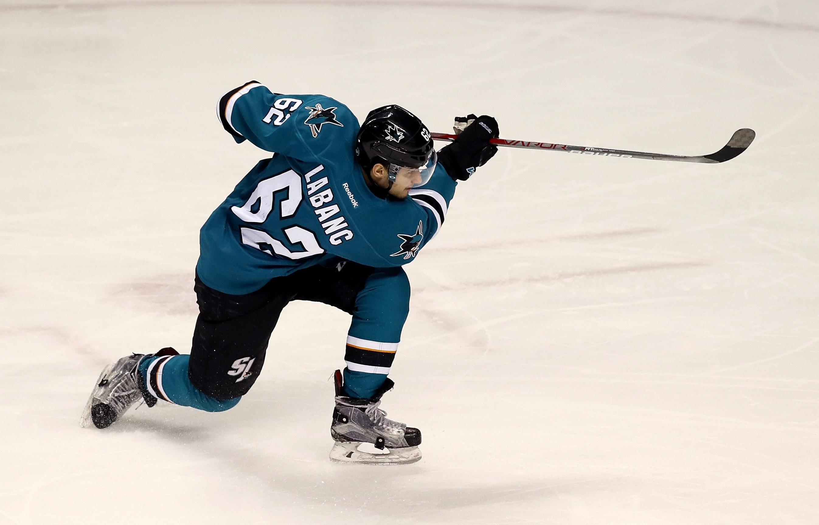 Edmonton Oilers v San Jose Sharks