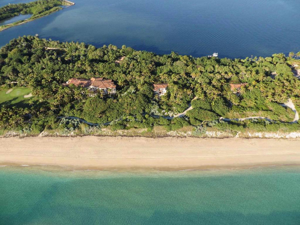 Florida's priciest home reduced to $165M