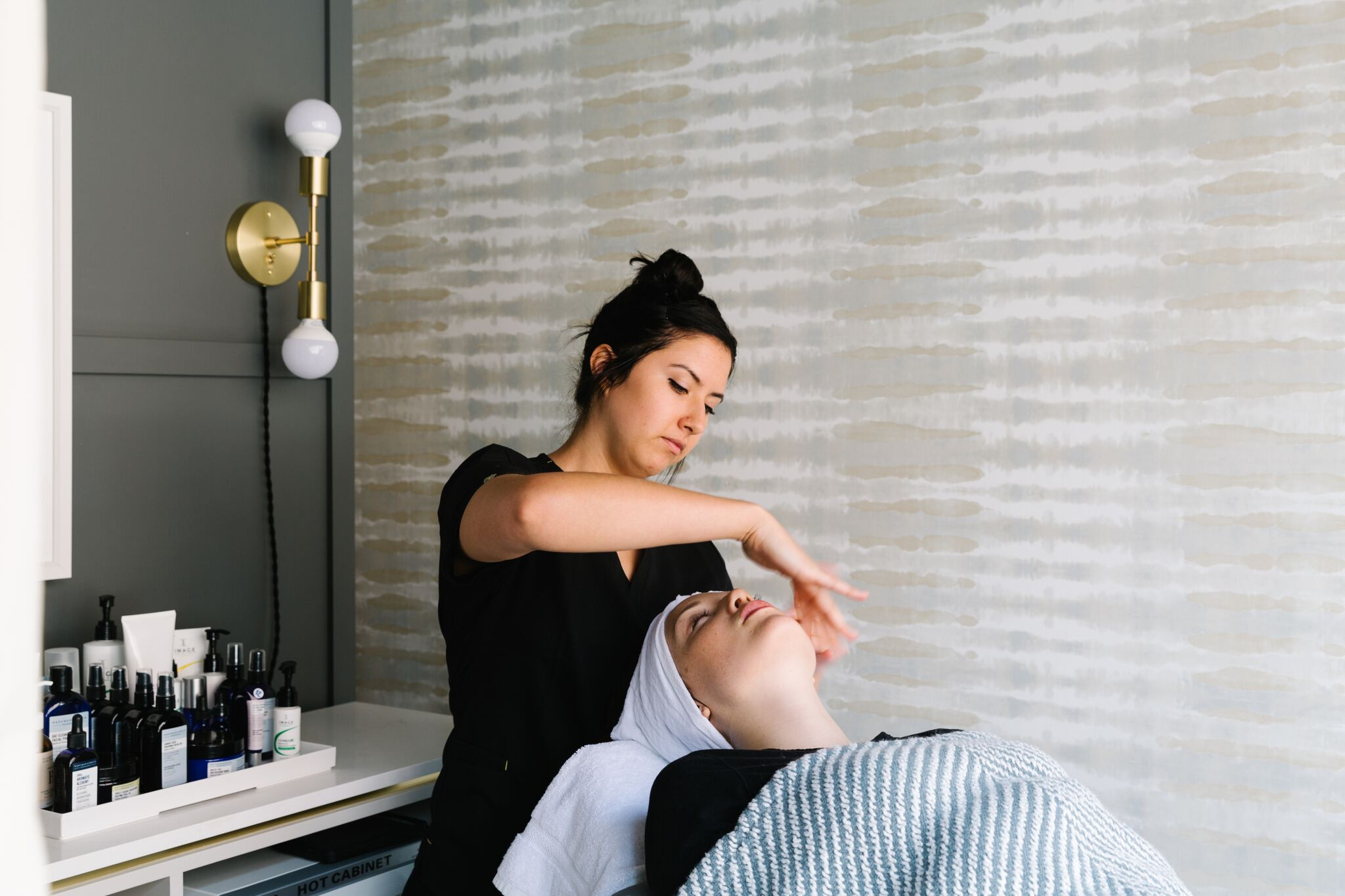 The Drybars of Facials Have Come to Save Your Skin