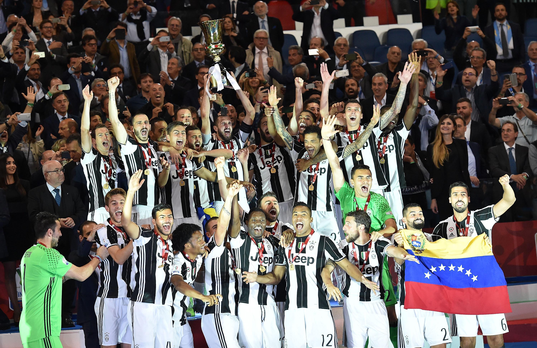 SS Lazio v Juventus FC - TIM Cup Final