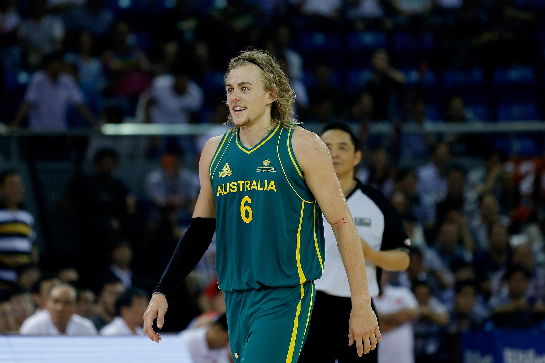 China v Australia - Game 2