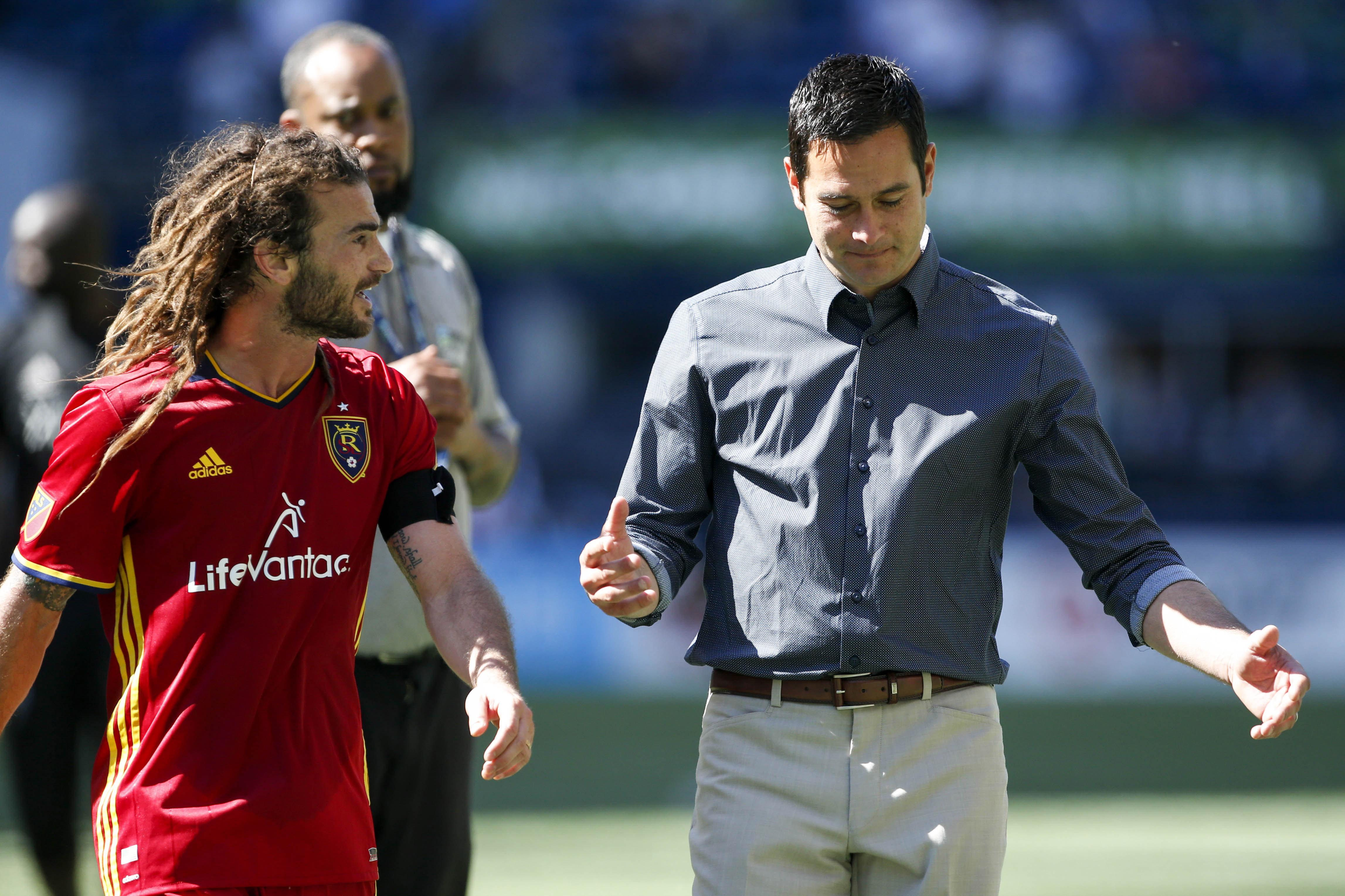 MLS: Real Salt Lake at Seattle Sounders FC