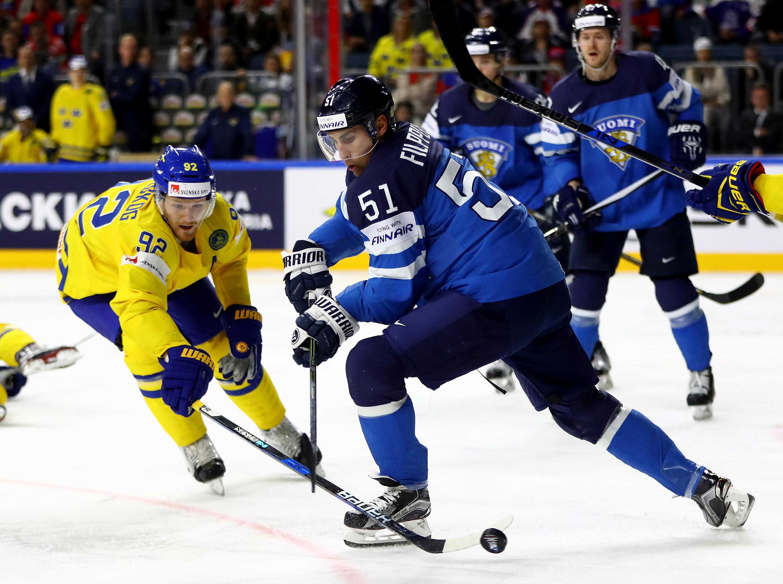 Sweden v Finland - 2017 IIHF Ice Hockey World Championship - Semi Final